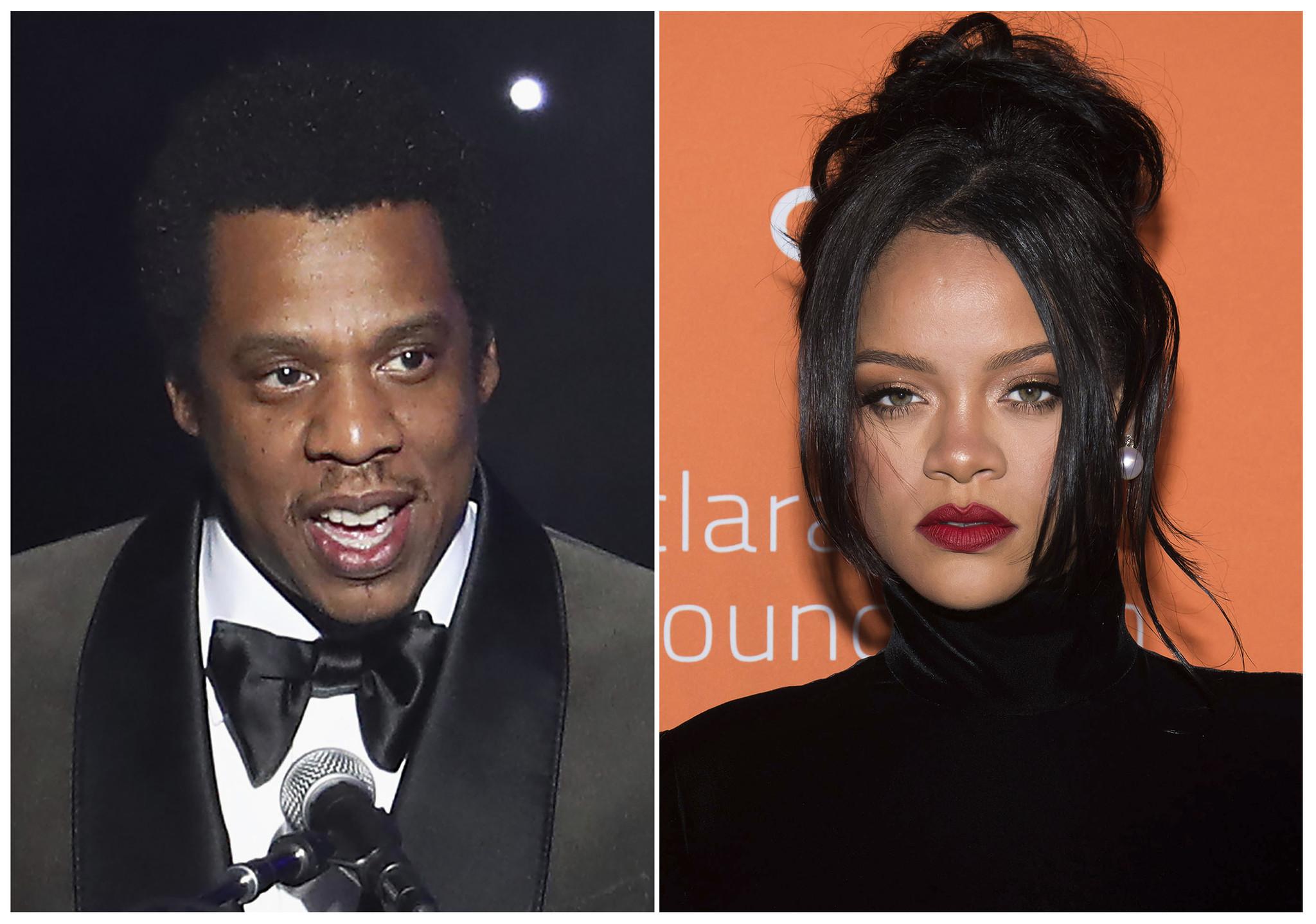 Rihanna and Jay-Z's foundations donating $2 million to help in coronavirus fight