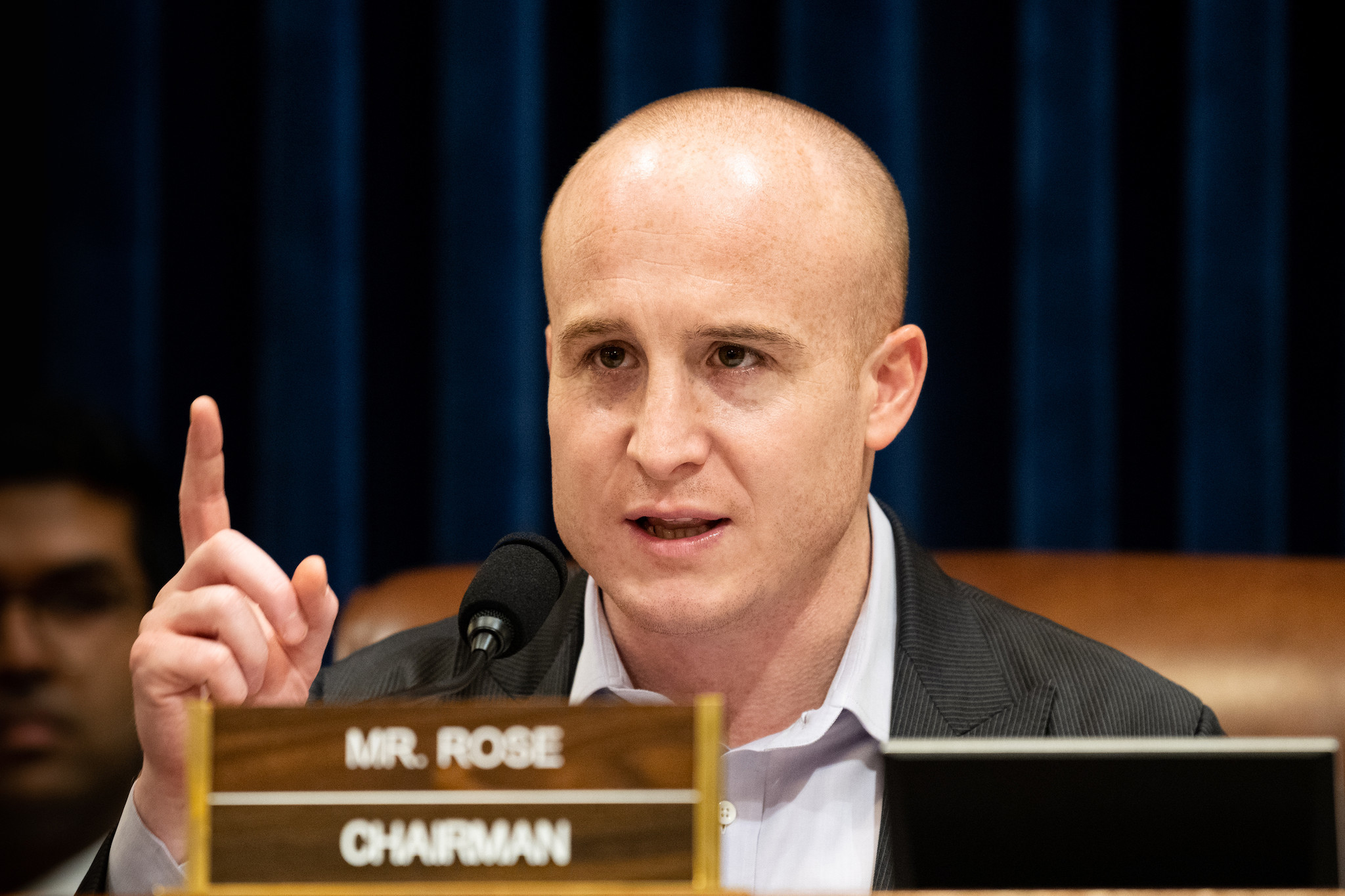 N.Y. Rep. Max Rose deploys for National Guard service in war against coronavirus