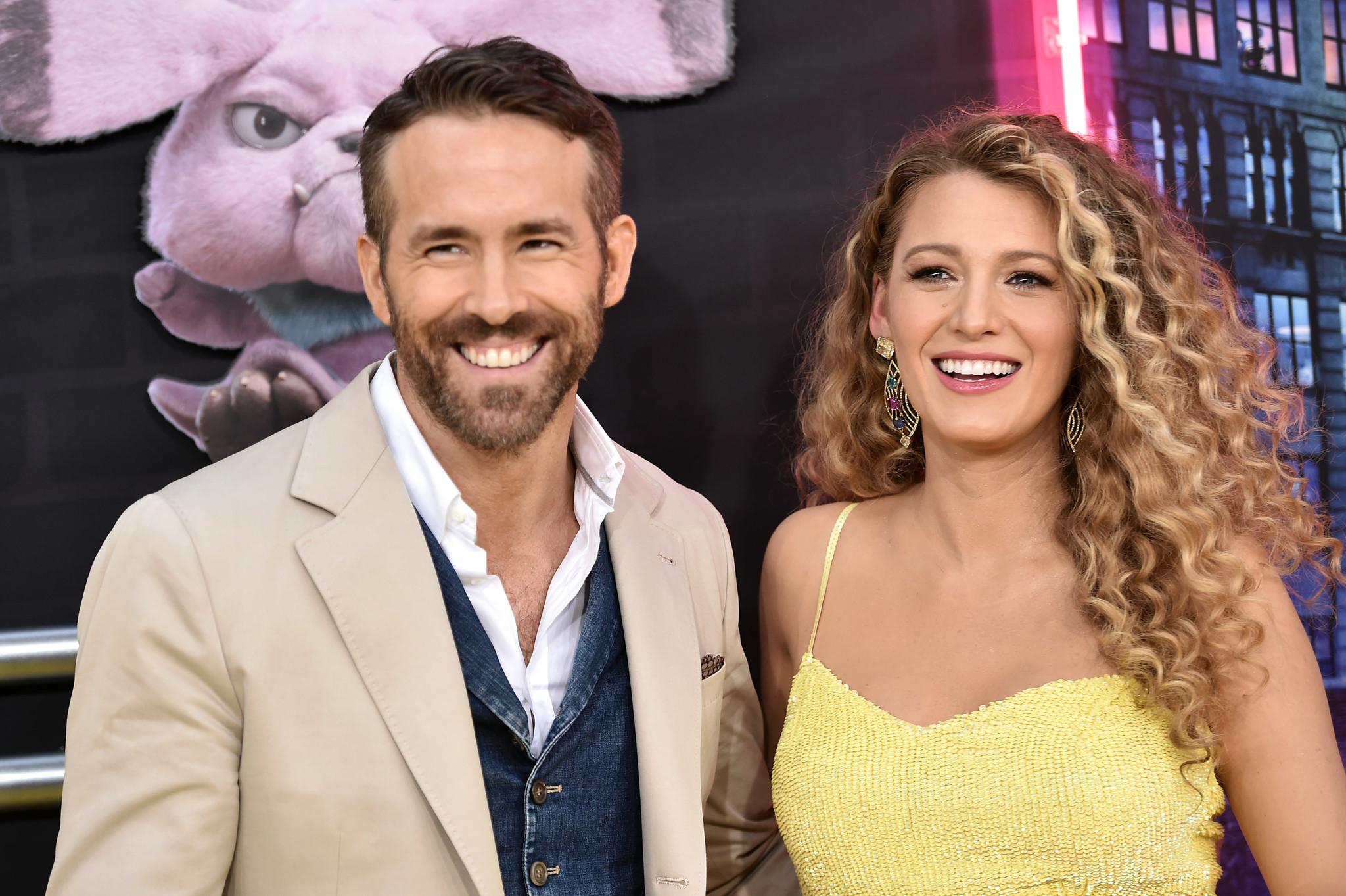 Ryan Reynolds and Blake Lively donate $400K to New York hospitals