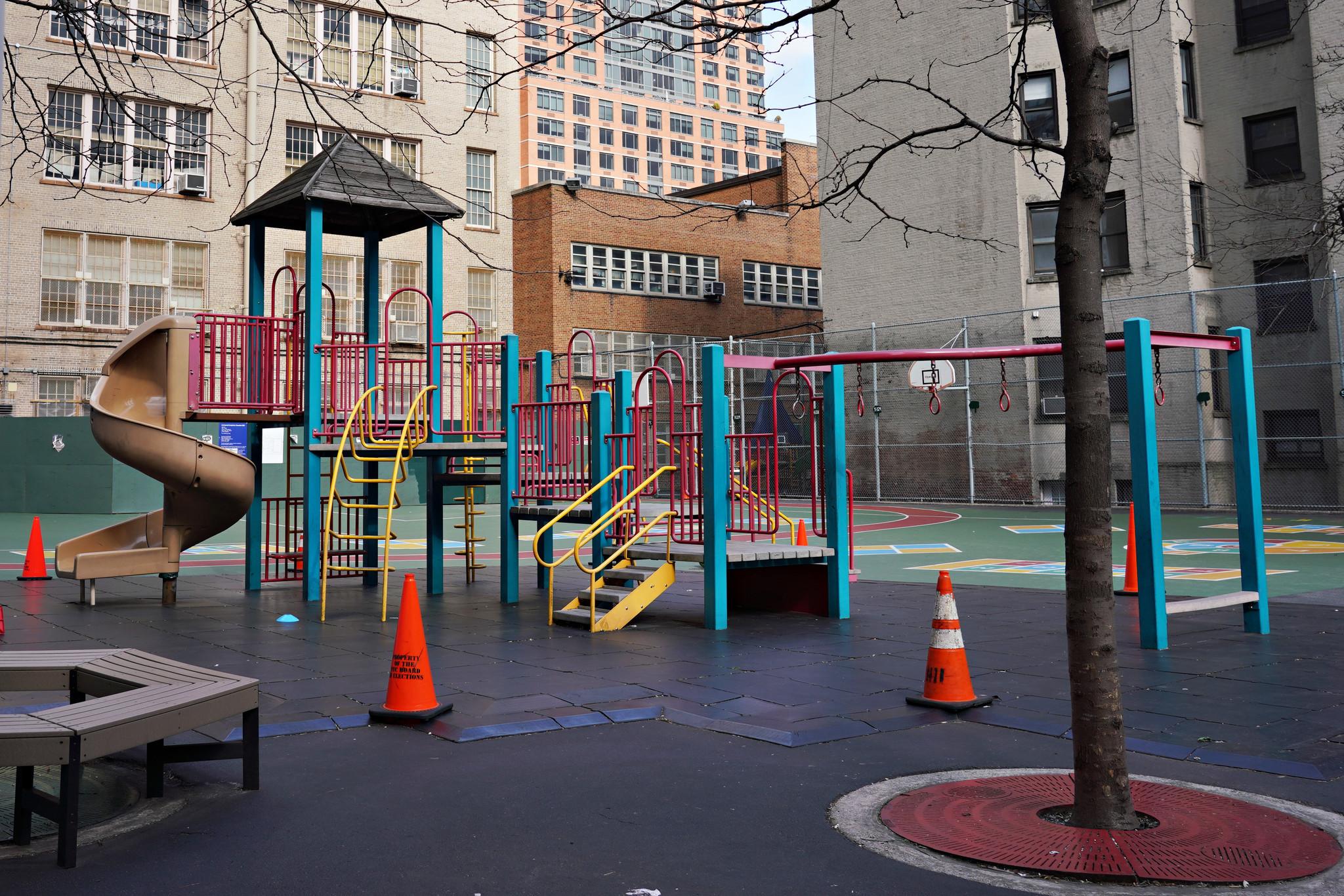 10 NYC playgrounds to close to stop coronavirus spread