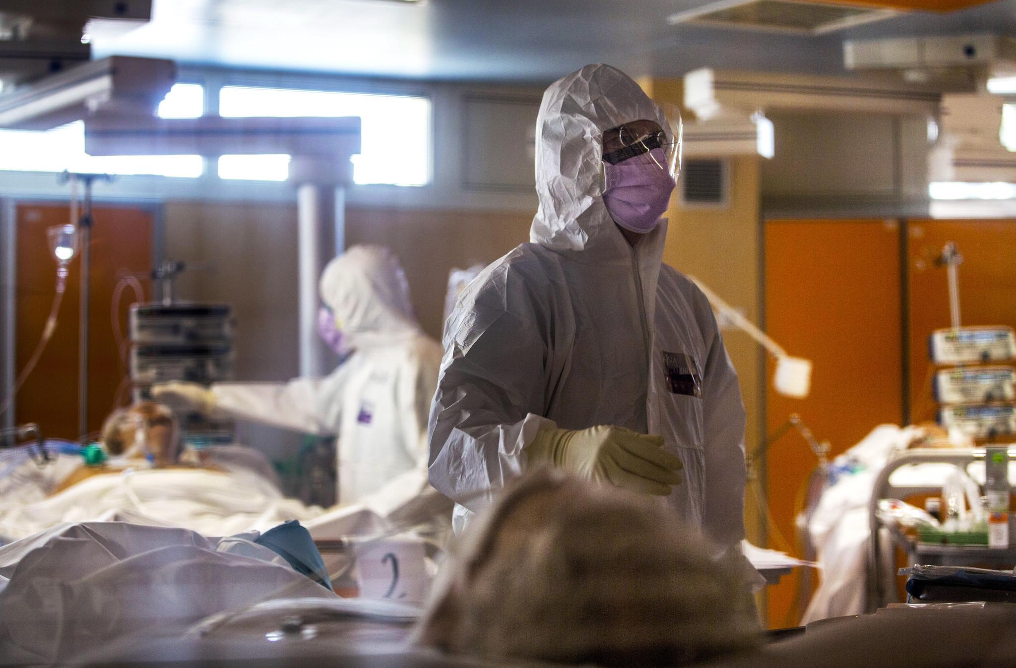 6 nuns at Italian convent dead, 9 hospitalized with coronavirus