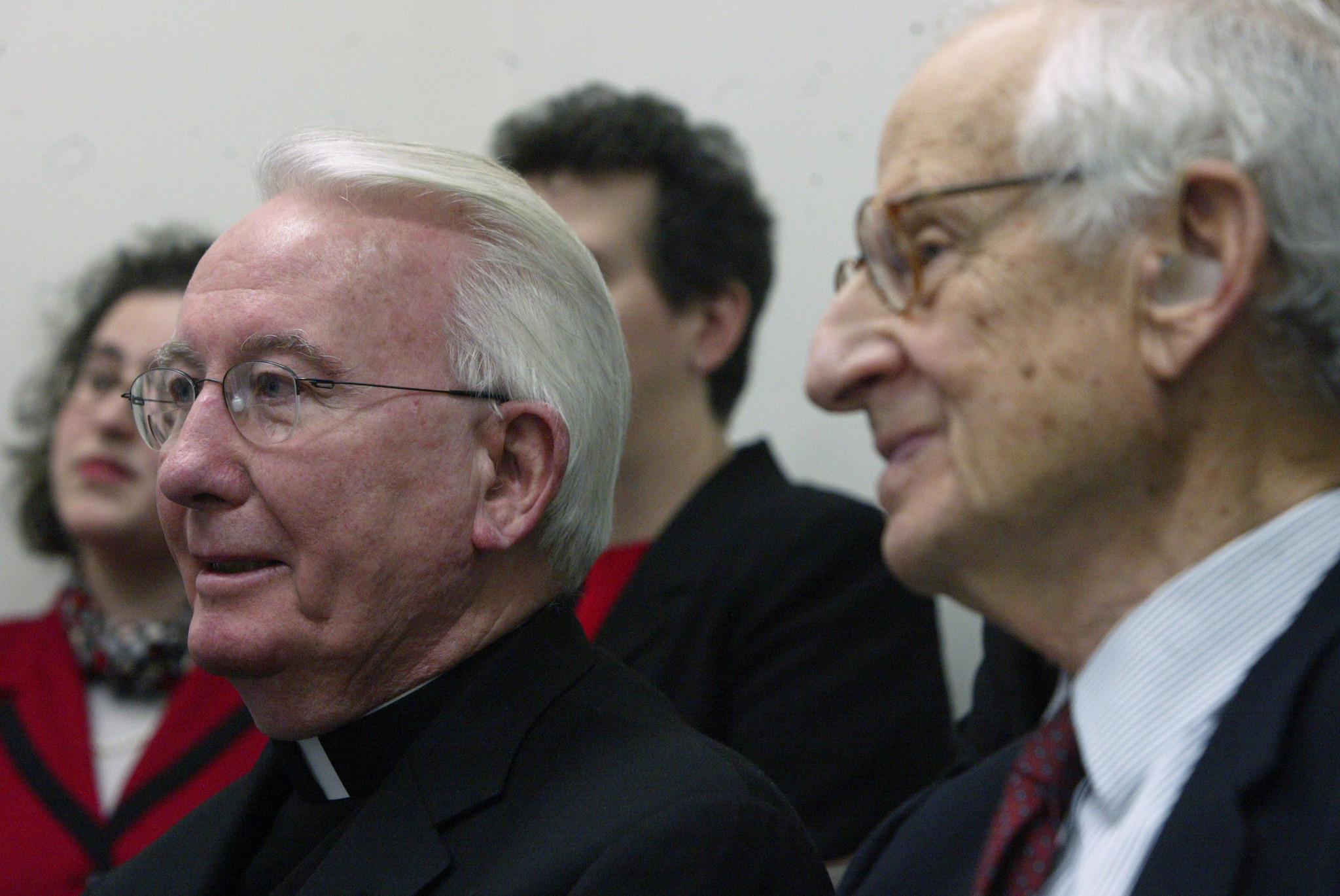Father Joseph O'Hare, founding NYC campaign finance board chair and ex-Fordham president, dies at 89