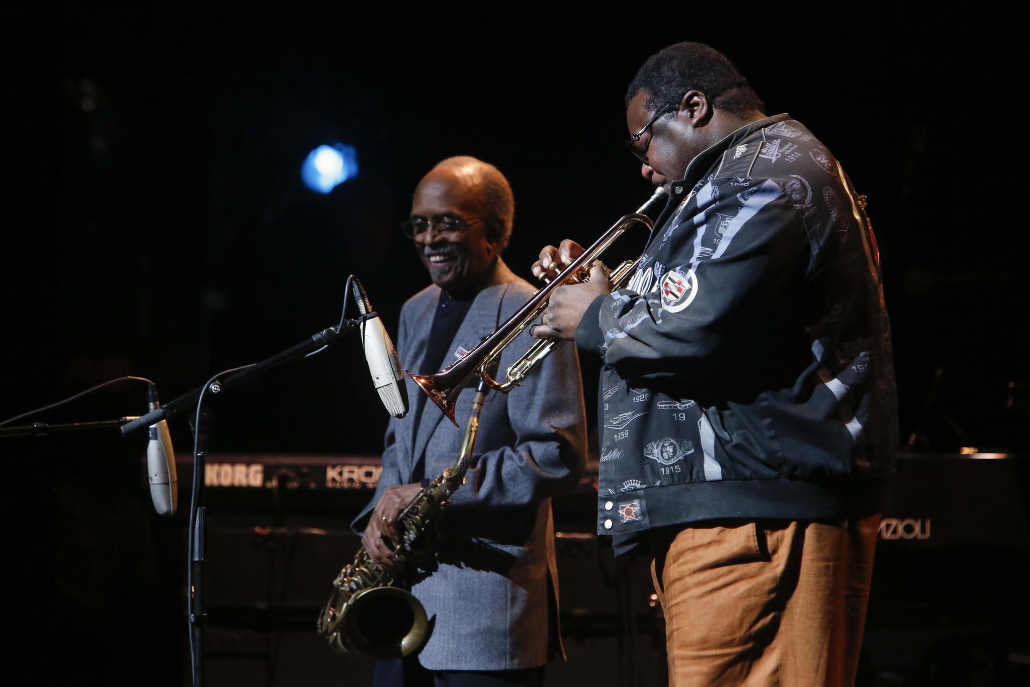 Jazz trumpeter Wallace Roney dies from coronavirus at 59