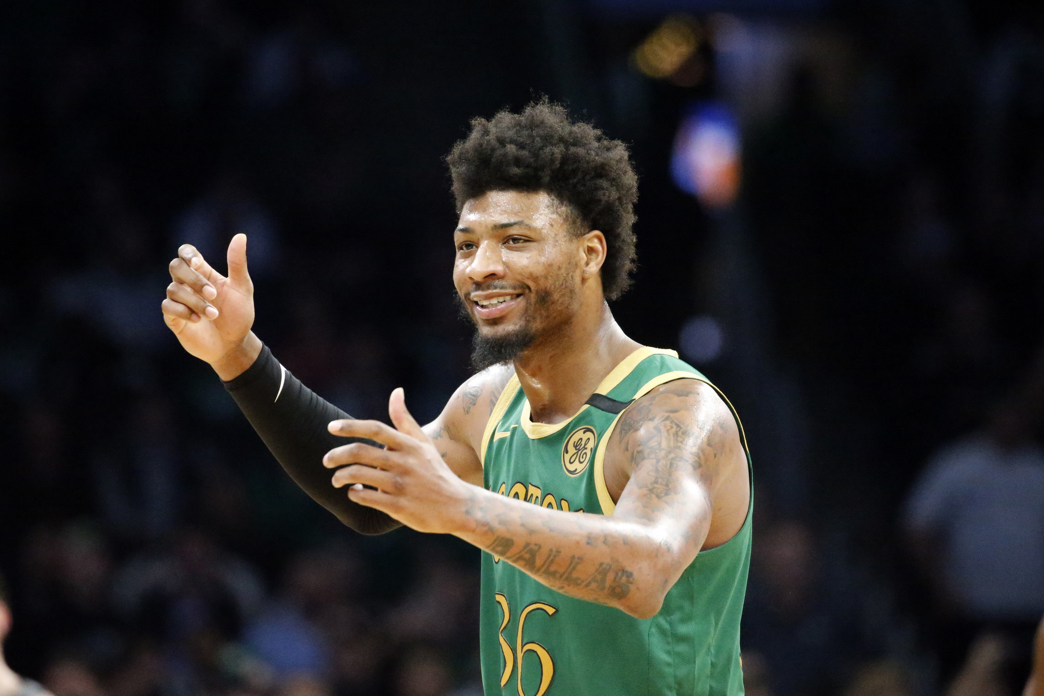 Boston Celtics guard Marcus Smart to donate plasma for coronavirus research