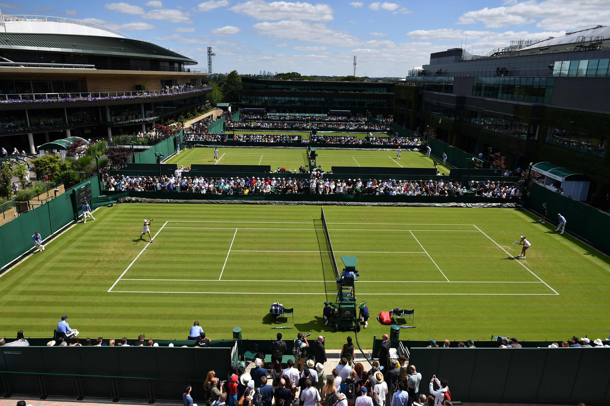 Wimbledon cancelled amid coronavirus pandemic