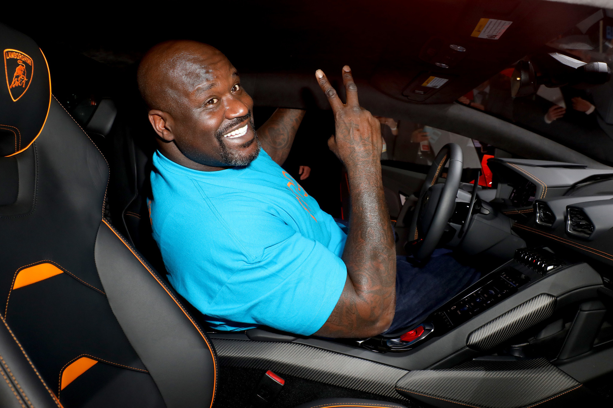 Shaquille O'Neal explains his appearance at Joe Exotic's 'Tiger King' zoo