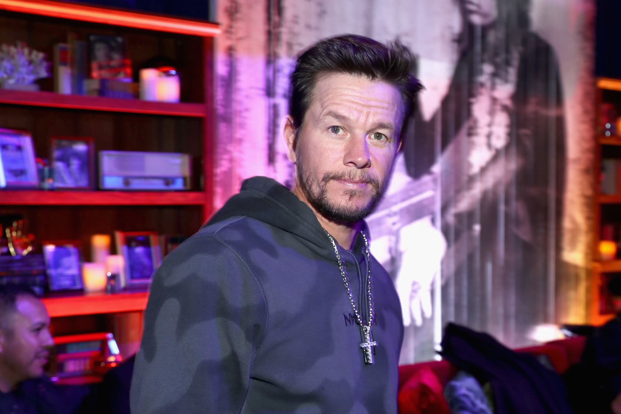 SEE IT: Mark Wahlberg's daughter gives him makeover amid coronavirus quarantine: 'This is what's happening now'