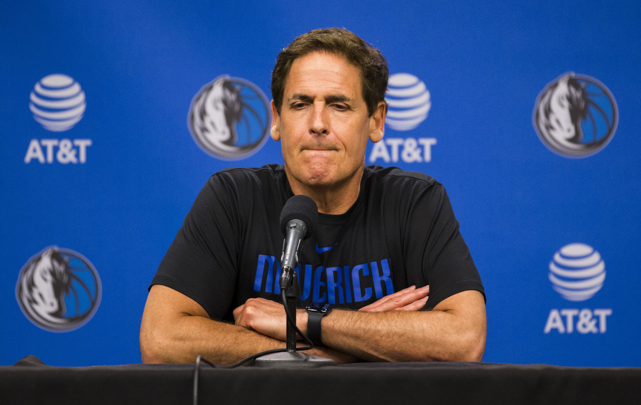 Mark Cuban no longer optimistic about a May restart for NBA