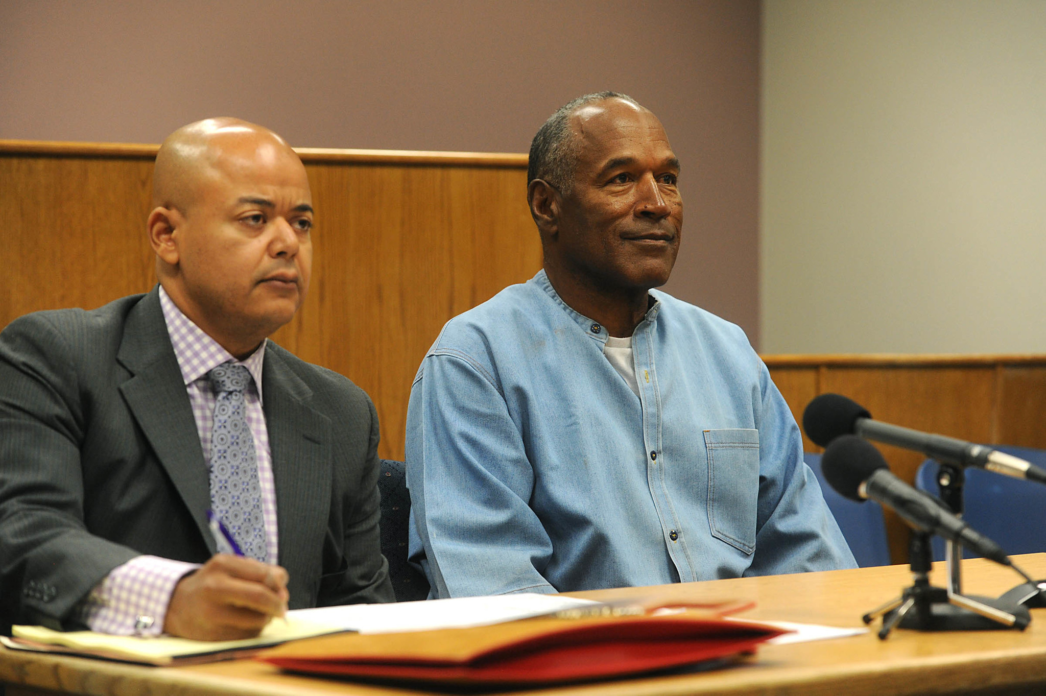 'Tiger King' fan O.J. Simpson weighs in: He's 'tiger sashimi right now'
