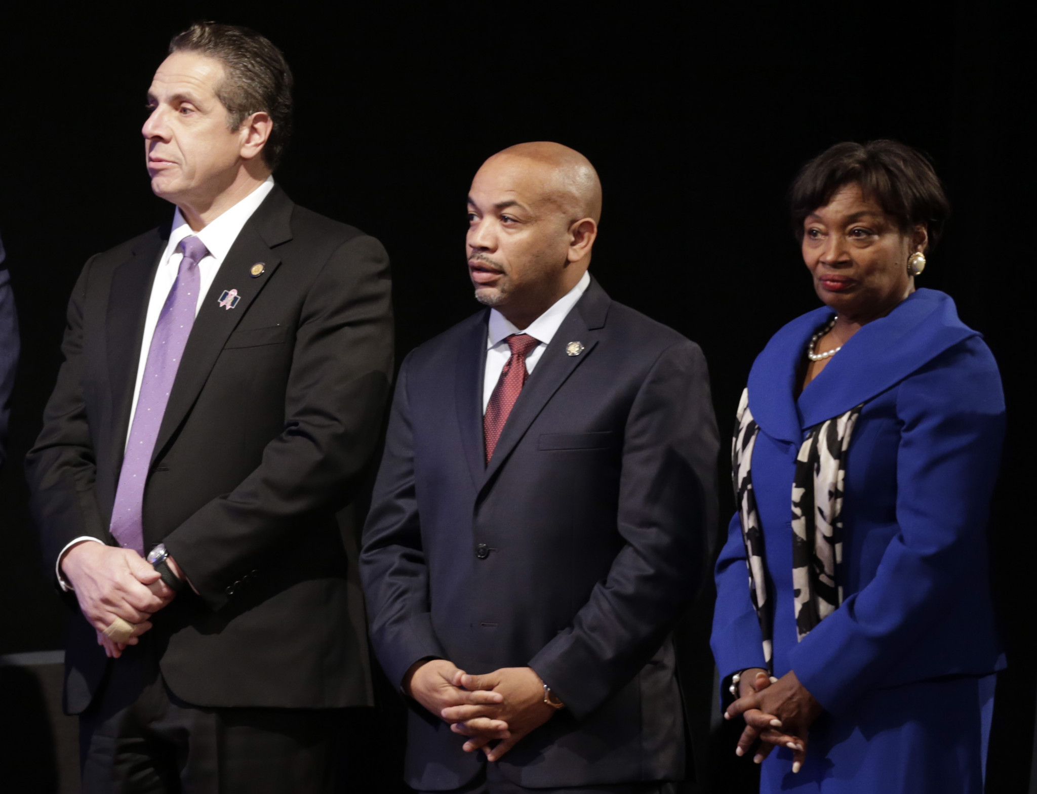 Cuomo and N.Y. legislature reach 'conceptual agreement' on budget