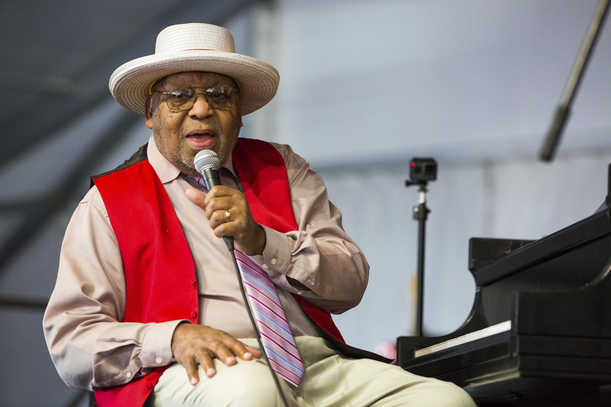 Jazz patriarch Ellis Marsalis dies after being hospitalized with coronavirus symptoms