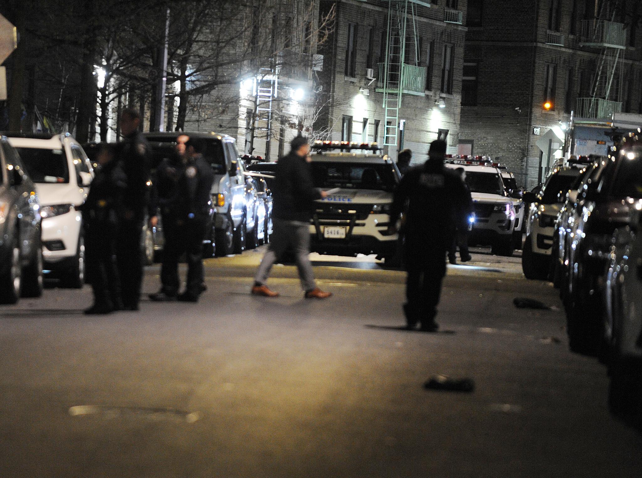 Man shot dead in the Bronx