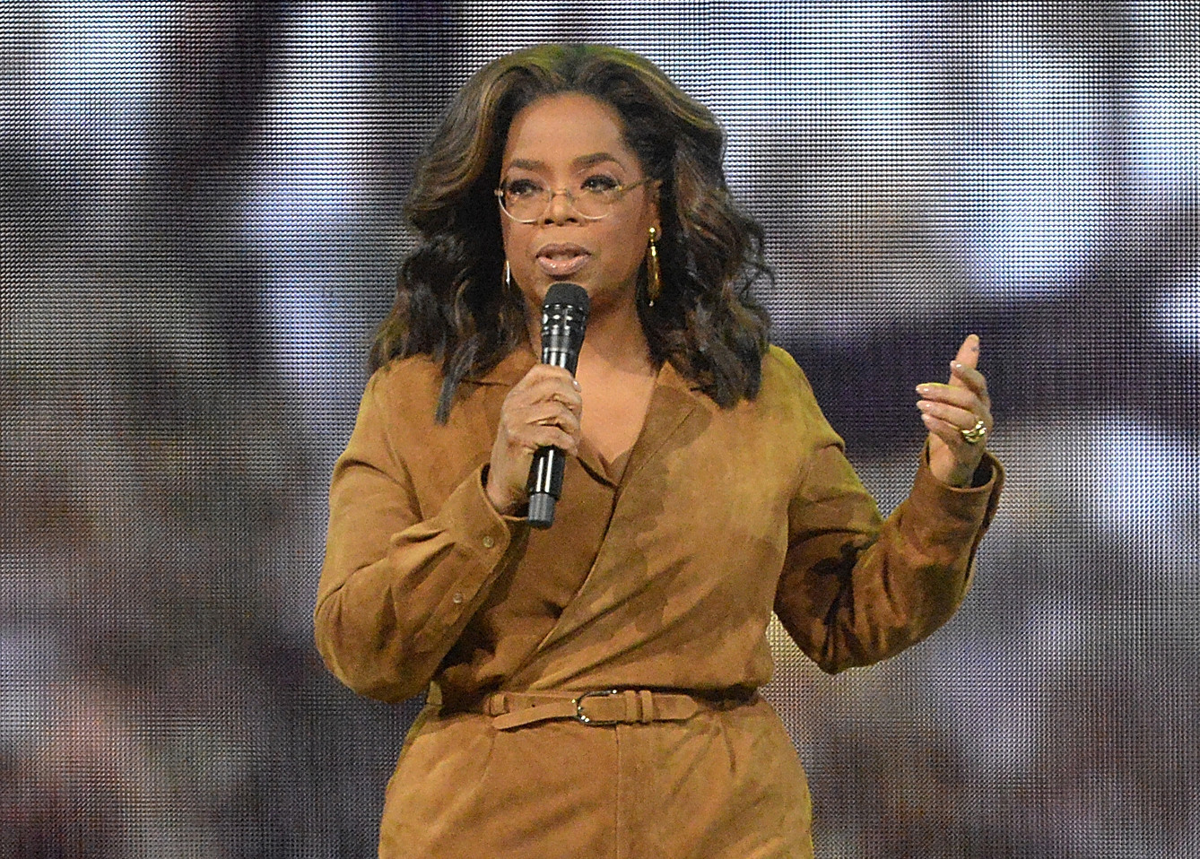 Oprah Winfrey donates $10 million to support those facing food insecurity due to coronavirus