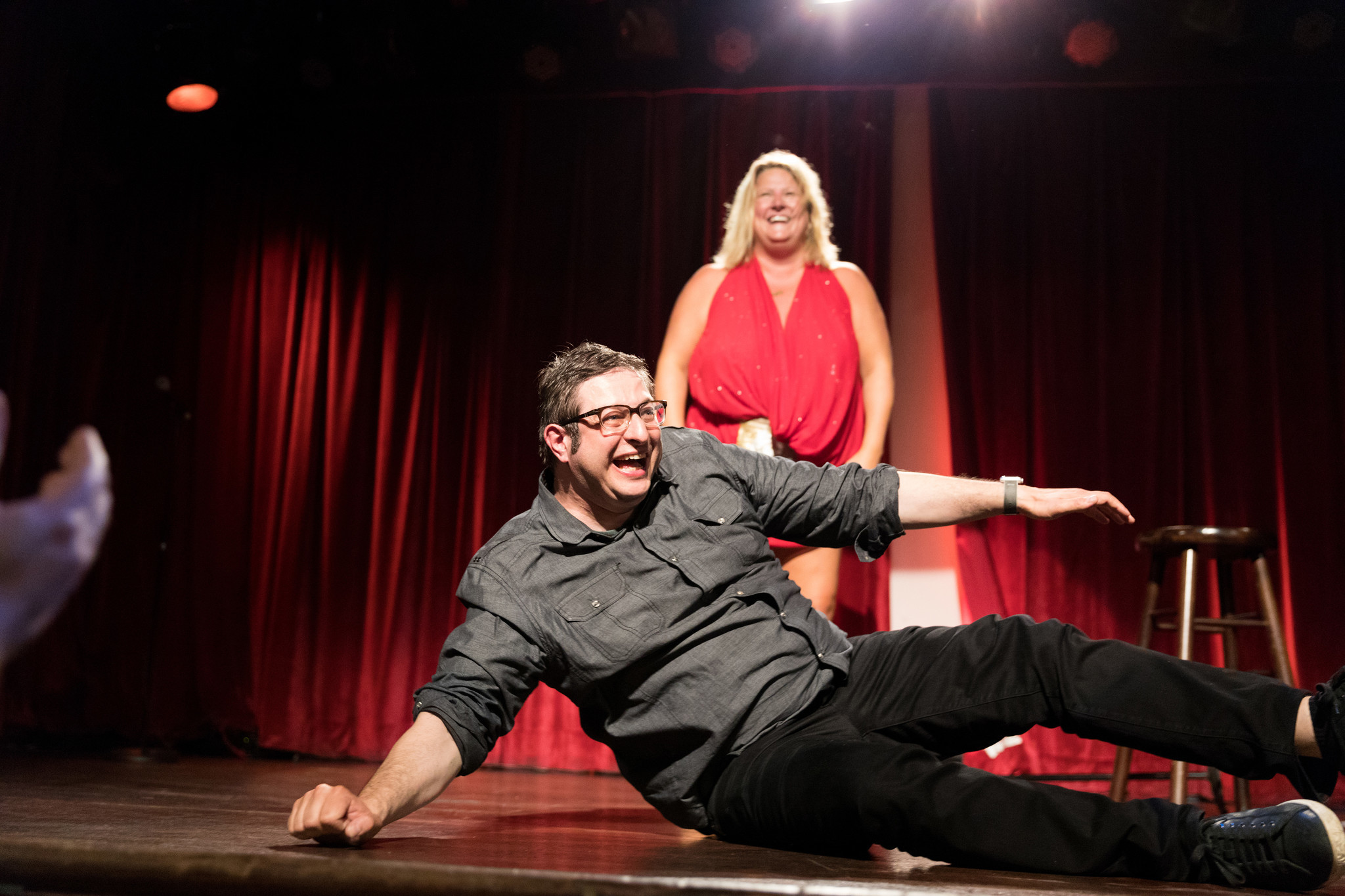 'It Started as a Joke': New Eugene Mirman documentary focuses on comedy and moves towards tears