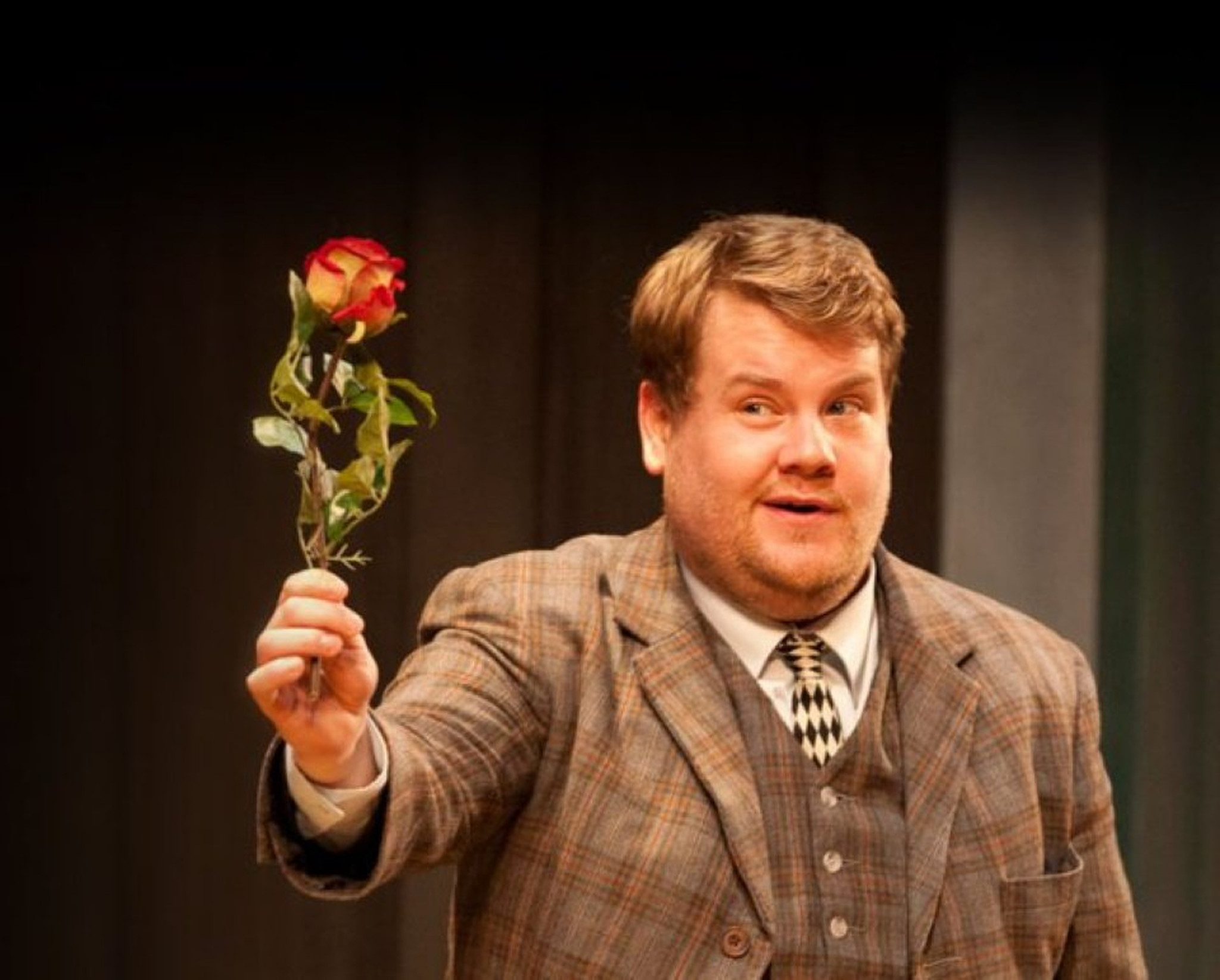 REVIEW: Filmed vesion of James Corden's 'One Man, Two Guvnors' proves laughter is the best medicine