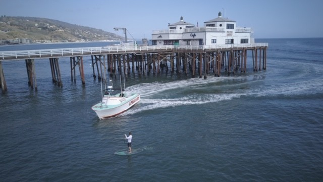 Paddleboarder arrested in Malibu for flouting coronavirus stay-at-home order