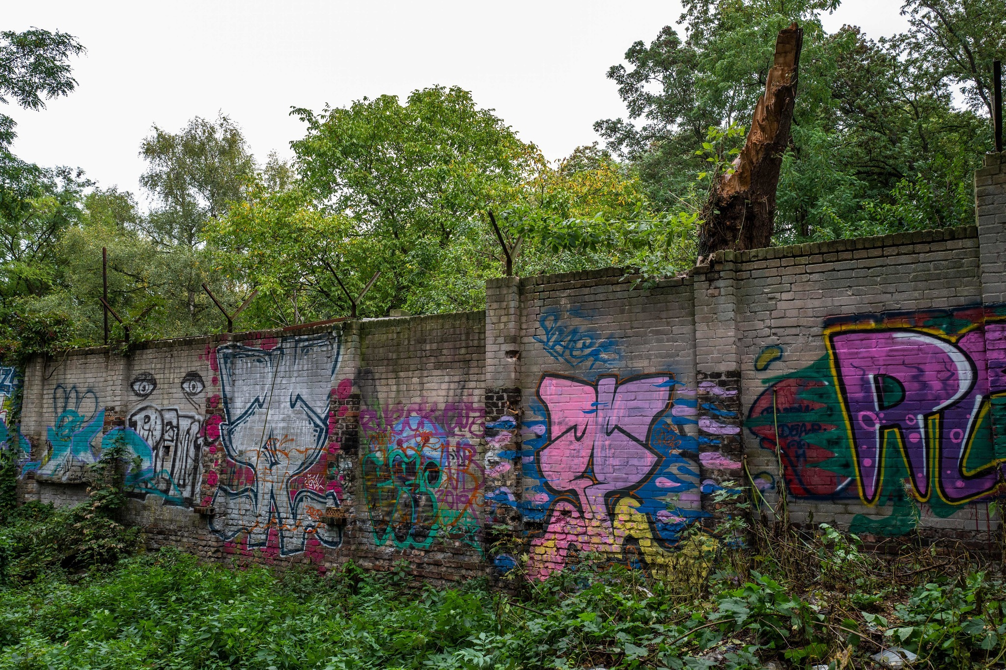 196-foot section of Berlin Wall demolished 'almost overnight' to make way for condos