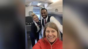 D.C. woman was only passenger on both her round-trip flights when she visited her dying mother in Boston