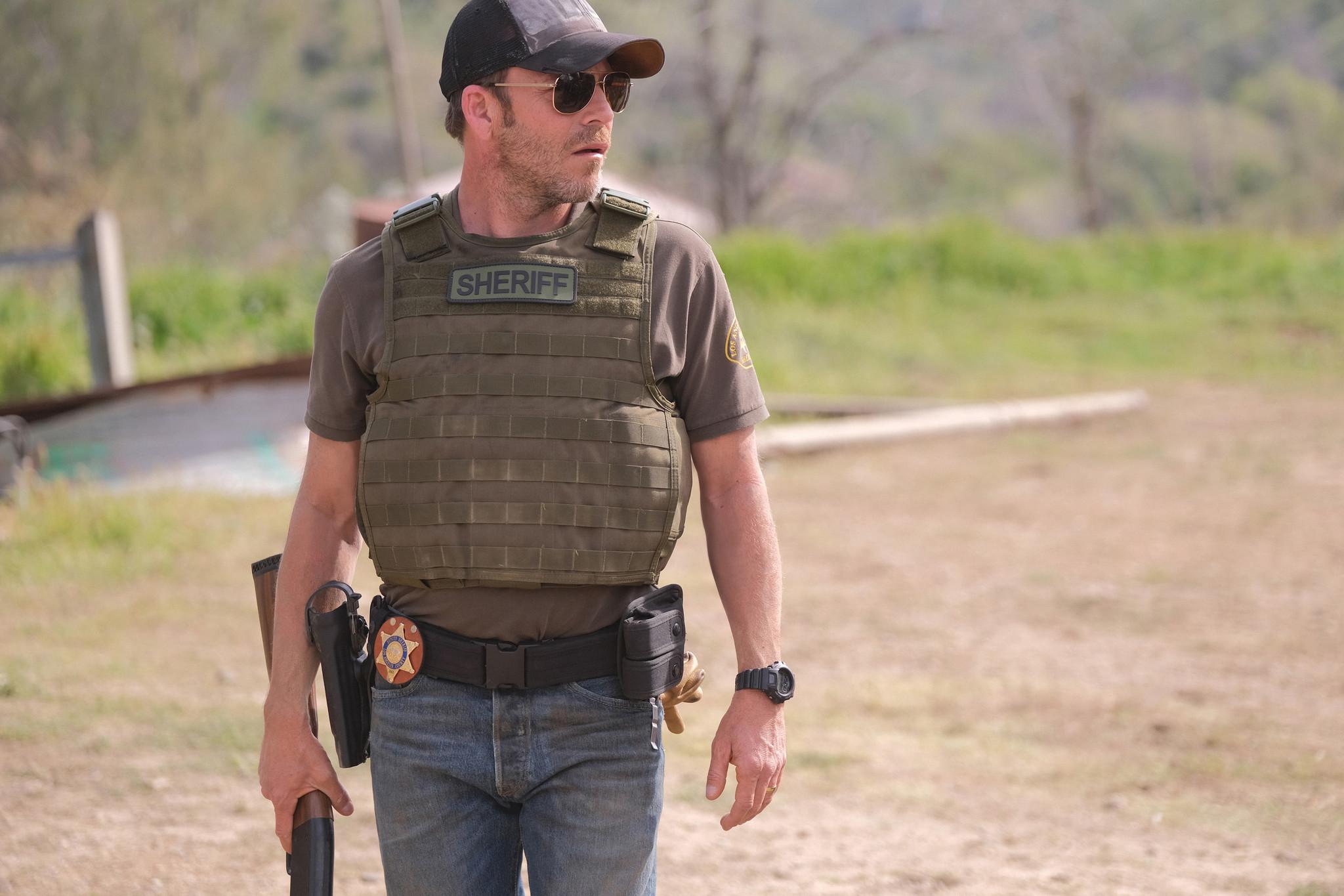 Stephen Dorff drama 'Deputy' shot down after 13 episodes