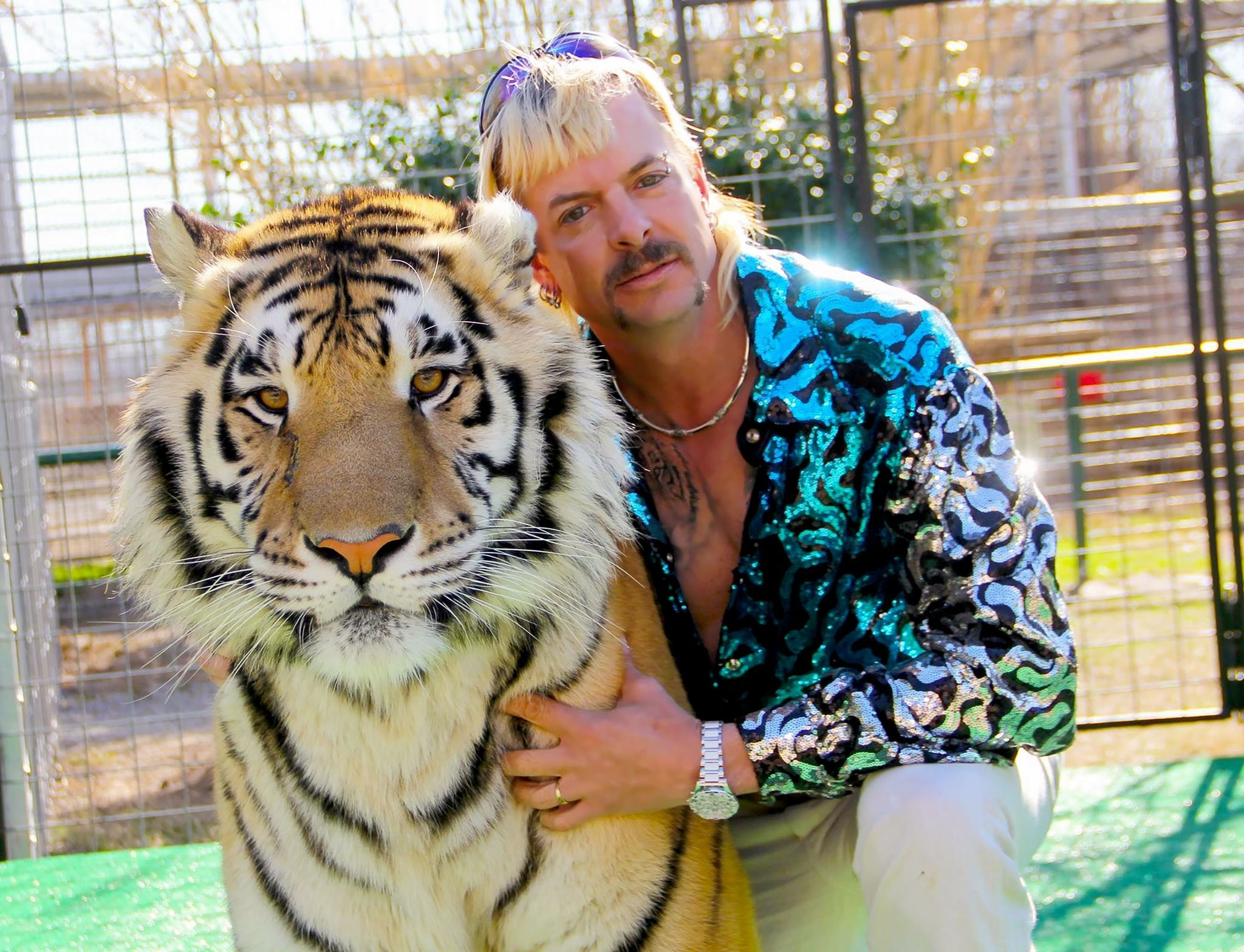 'Tiger King' has another episode on the way, Jeff Lowe says