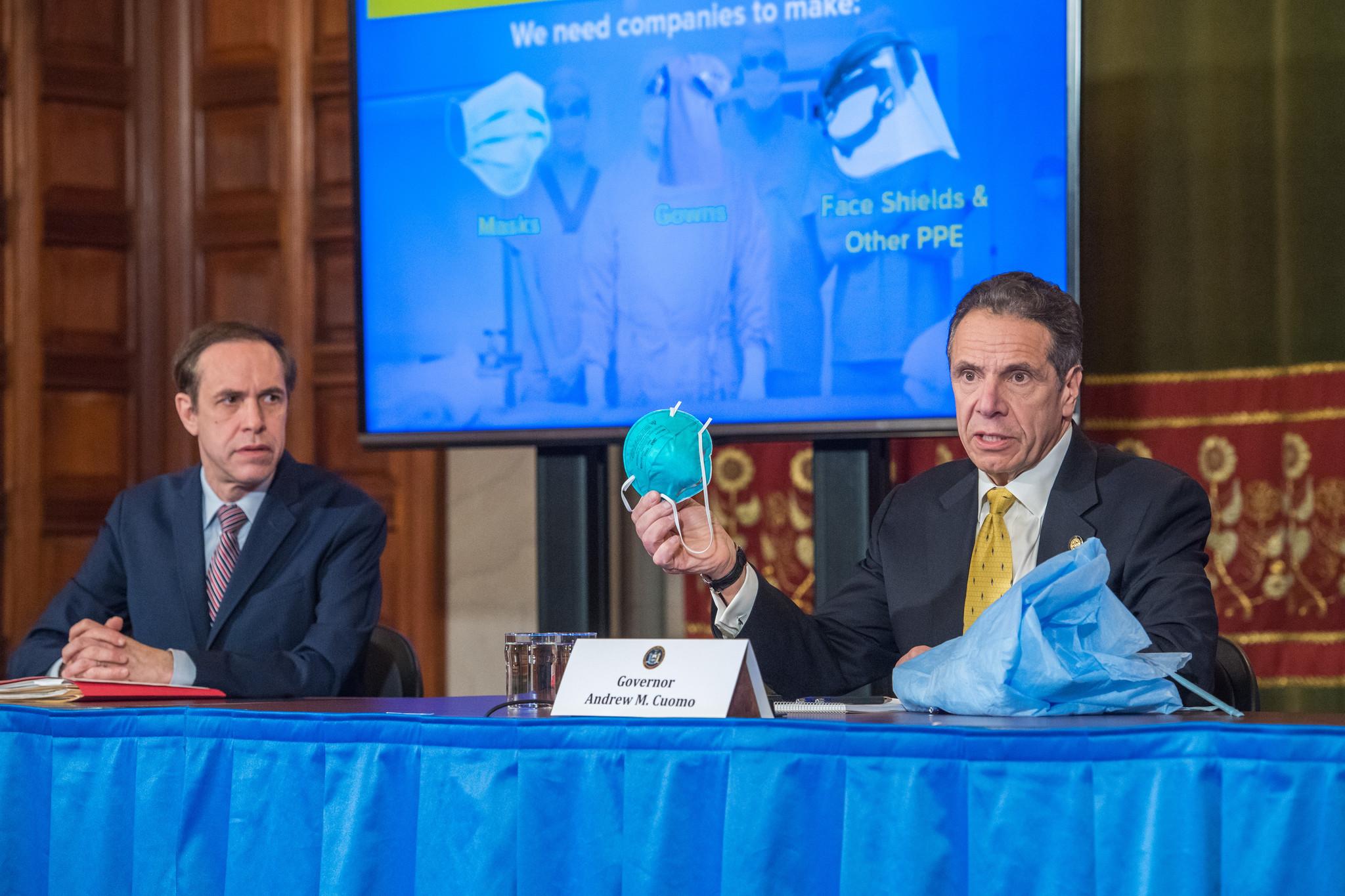 Of lives, leadership and laying blame: Coronavirus in New York