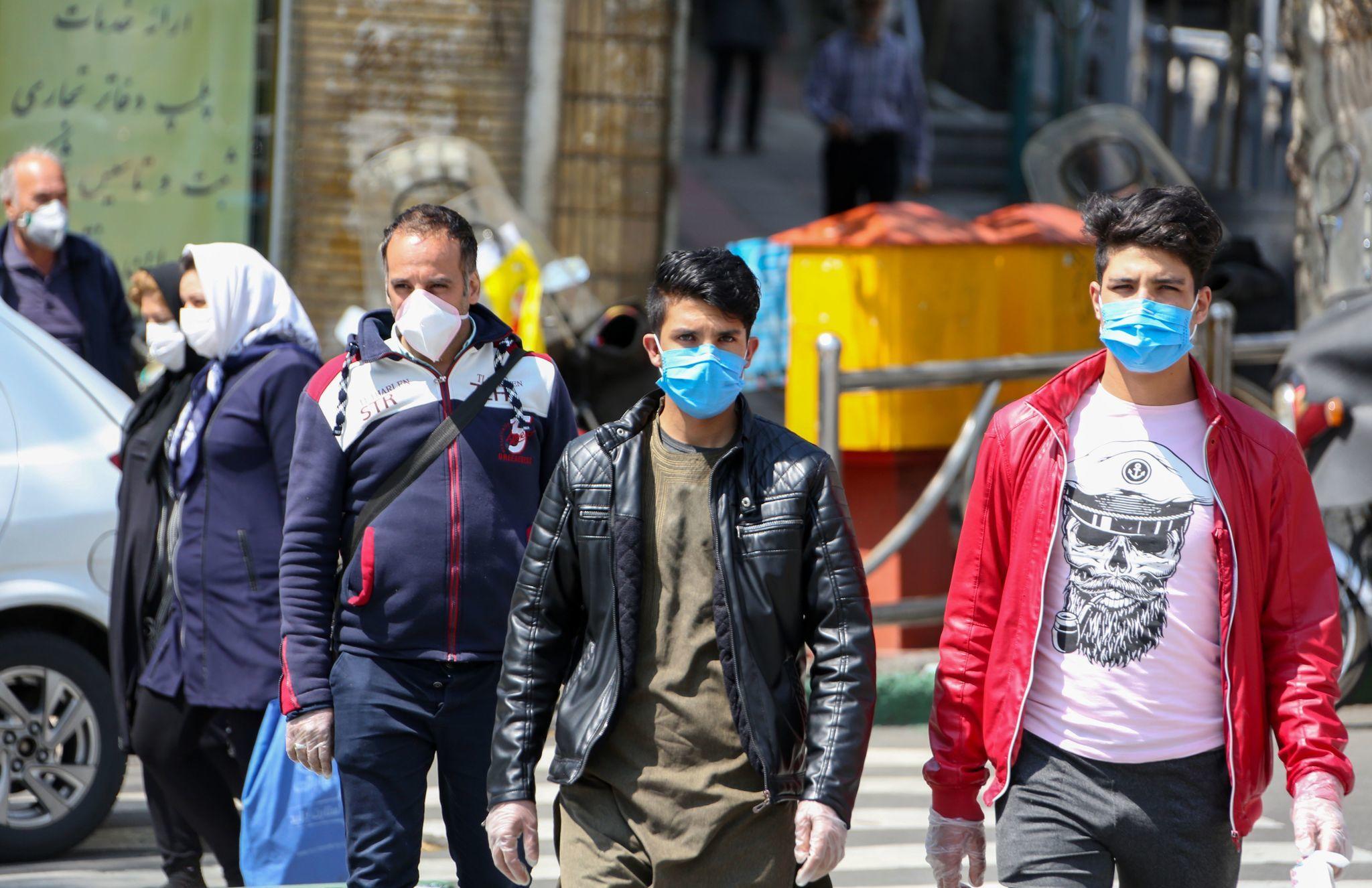 Iran to relax coronavirus restrictions despite growing death toll