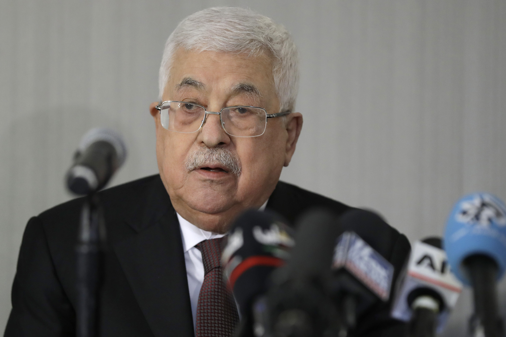 Mahmoud Abbas is ailing; who leads Palestinians next?