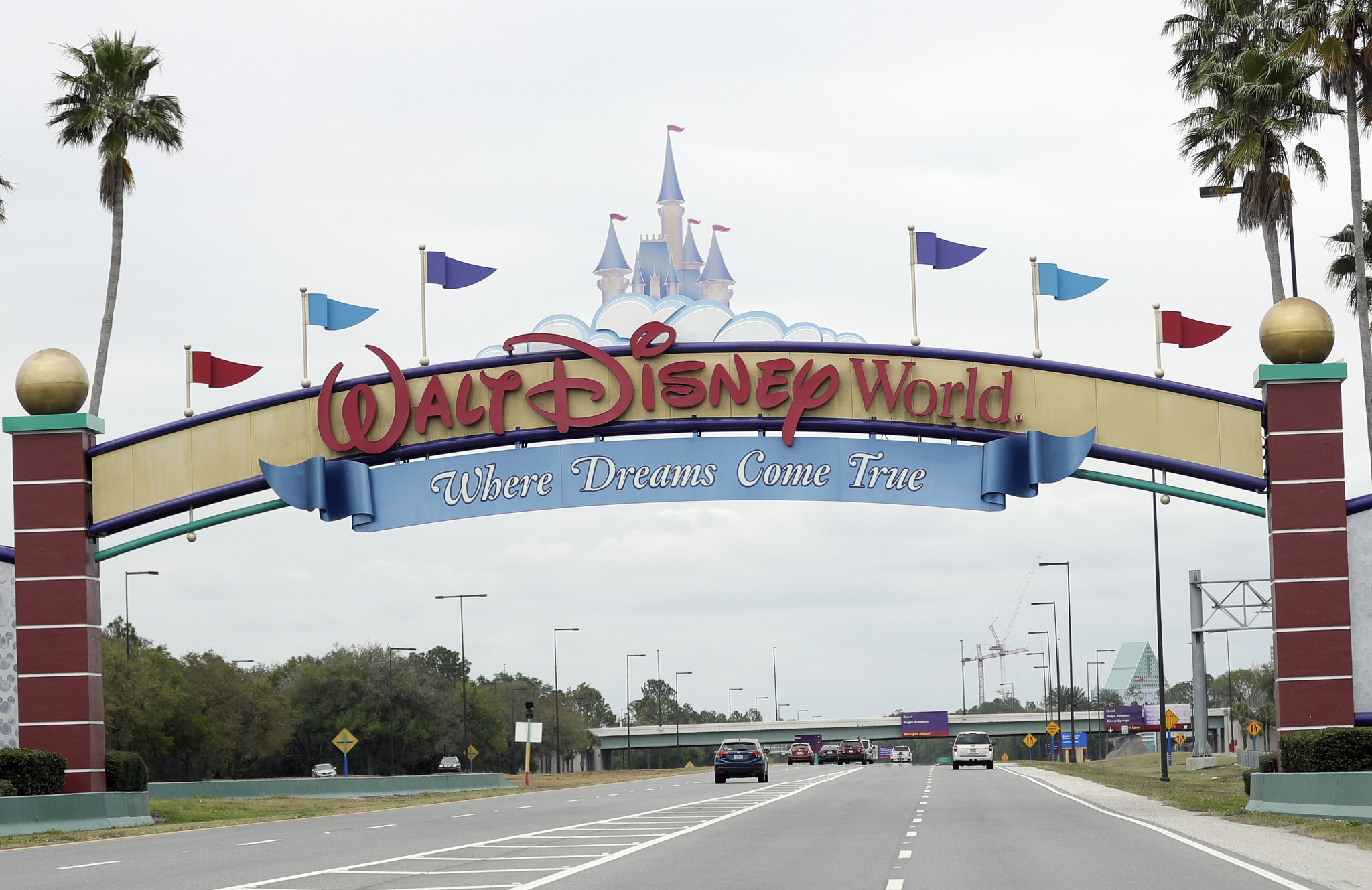 Disney World says it will offer refunds for annual pass holders with parks closed by coronavirus