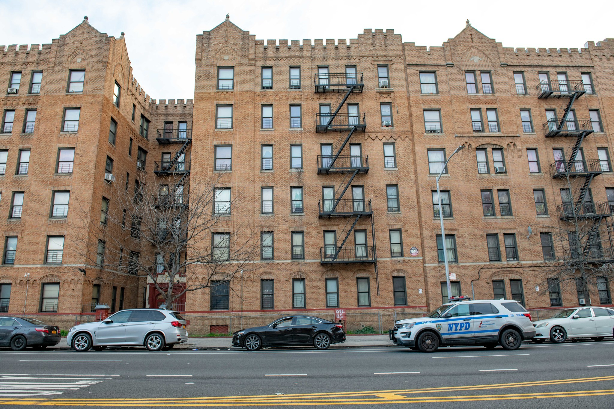 Four men wounded in Brooklyn shooting