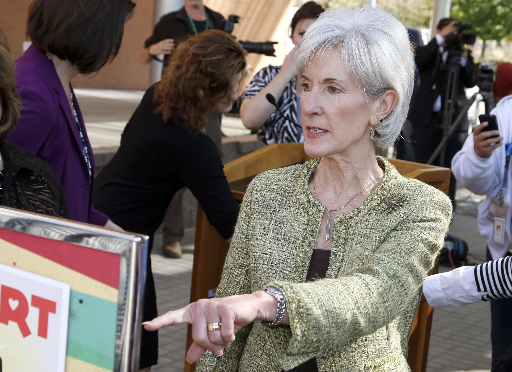U.S. 'wasted two months' in coronavirus response: former HHS Secretary Kathleen Sebelius
