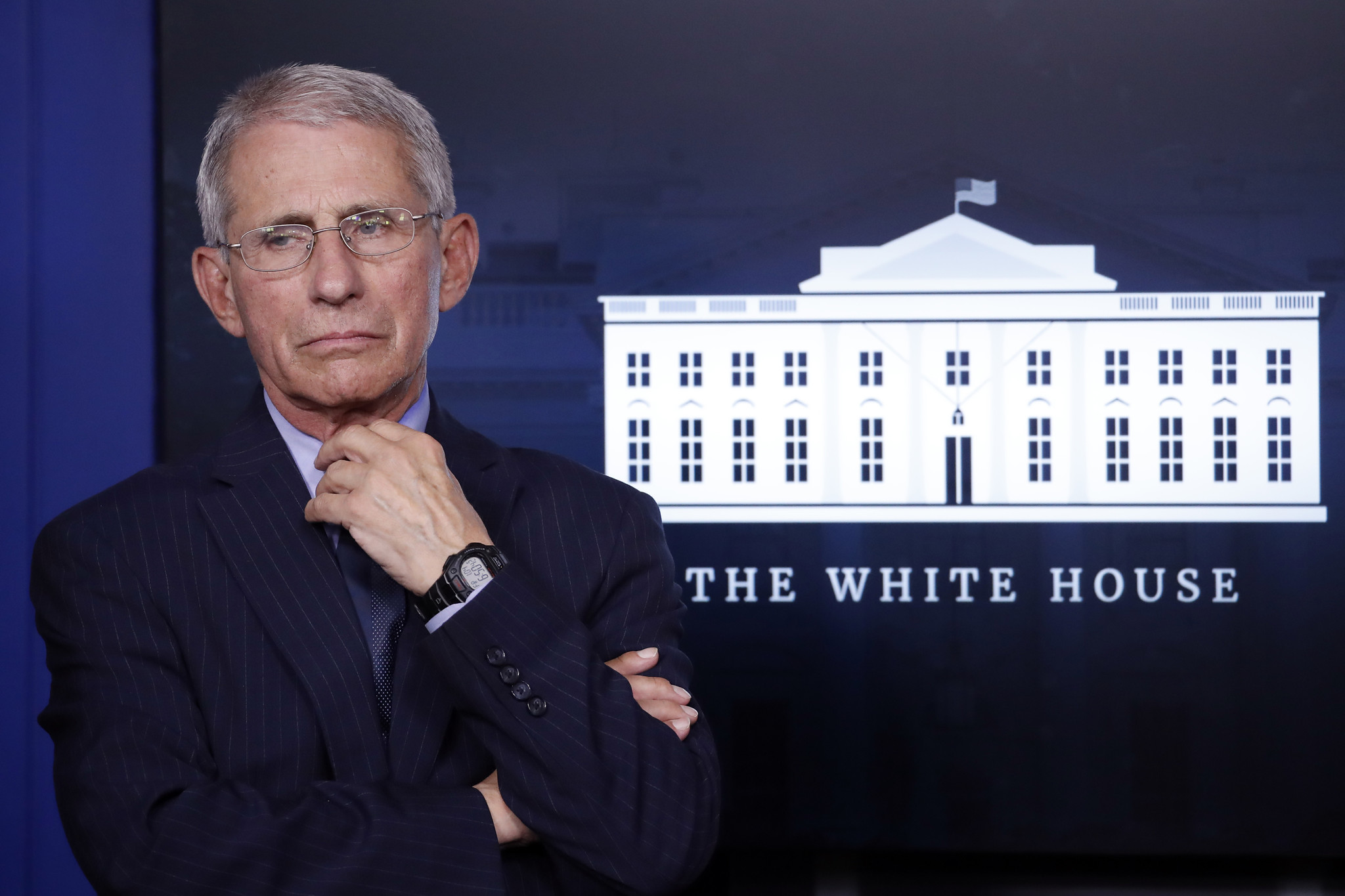 Coronavirus could become 'seasonal' threat, says Dr. Anthony Fauci