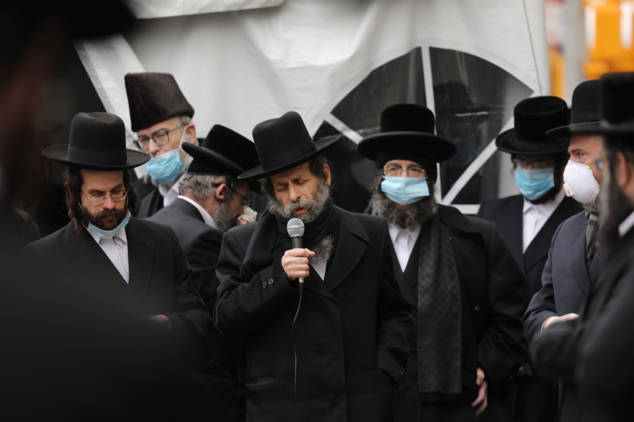 Why are some ultra-Orthodox Jews flouting social distancing rules?