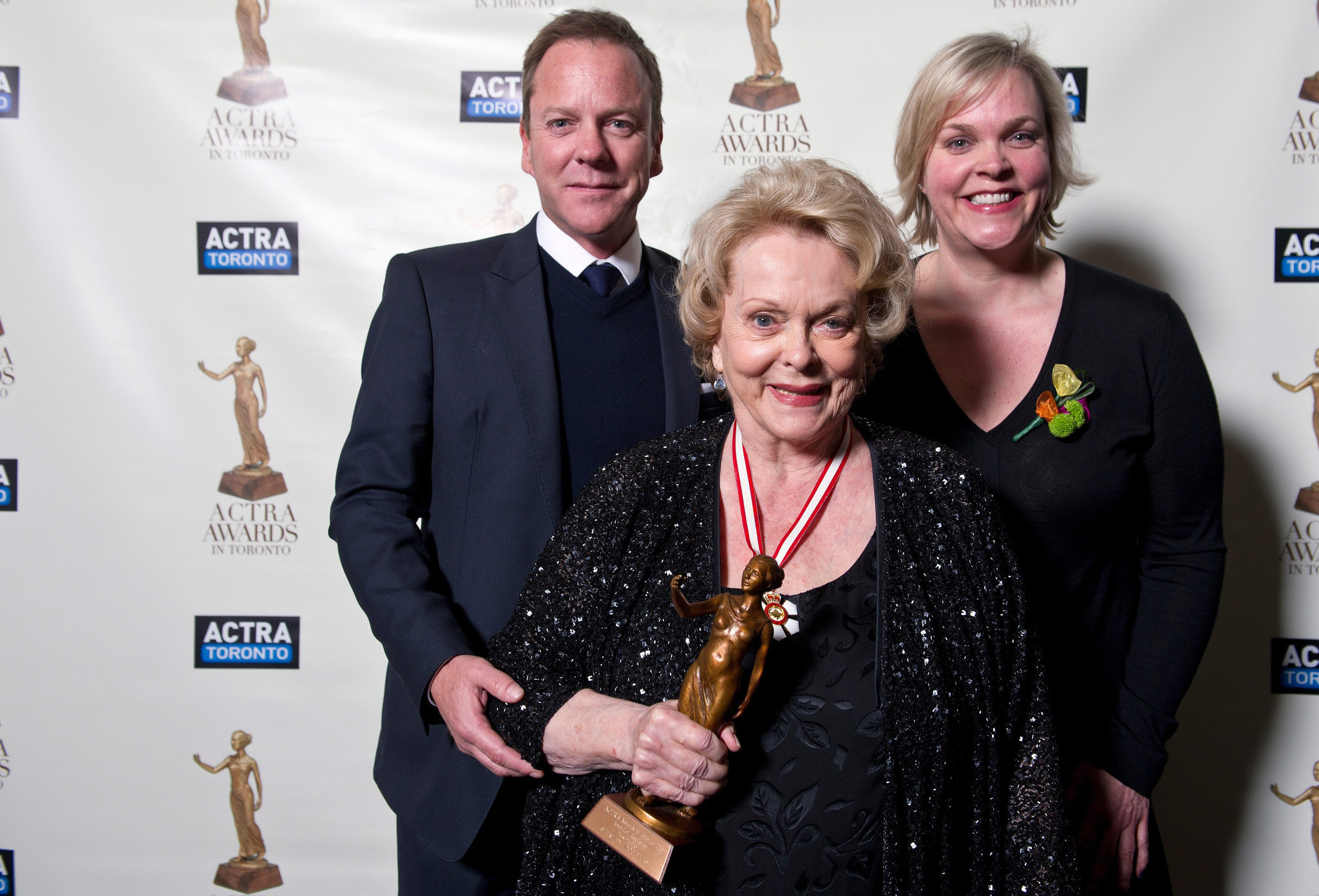 Kiefer Sutherland mourns loss of mother, Shirley Douglas, at age 86