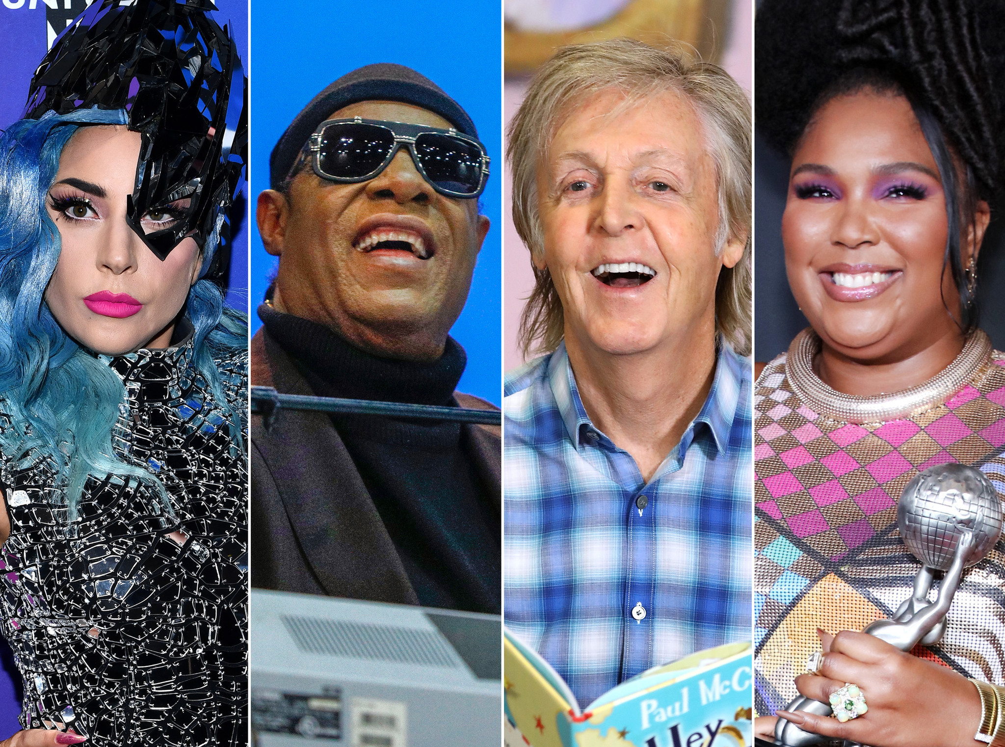 Lady Gaga, Stevie Wonder, Paul McCartney and Lizzo among star-studded lineup of 'One World: Together at Home' television special