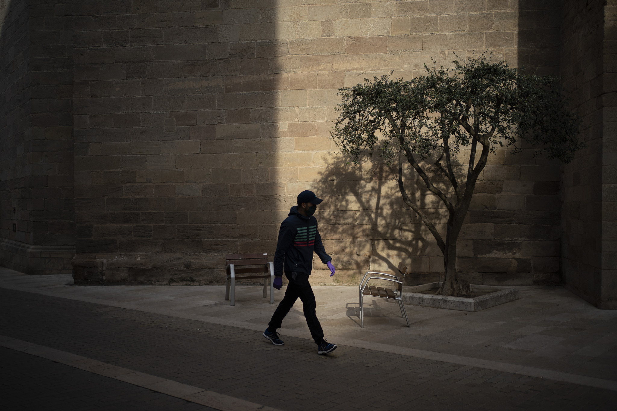 Spain's coronavirus death toll slows for fourth straight day