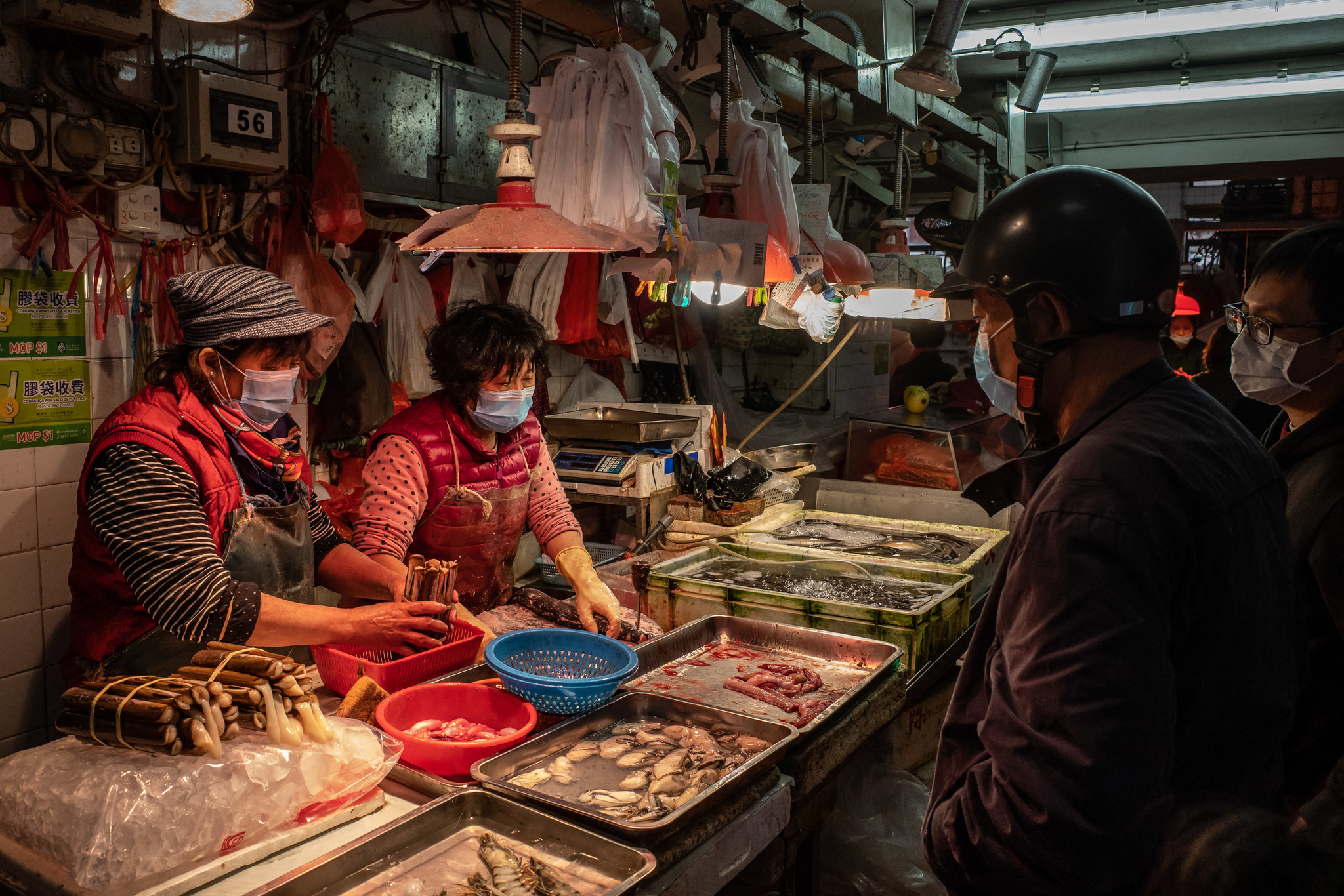 Shut down 'wet markets' worldwide: A job for the United Nations