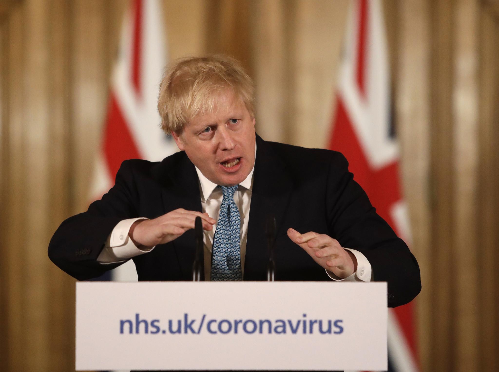 UK Prime Minister Boris Johnson in ICU with coronavirus