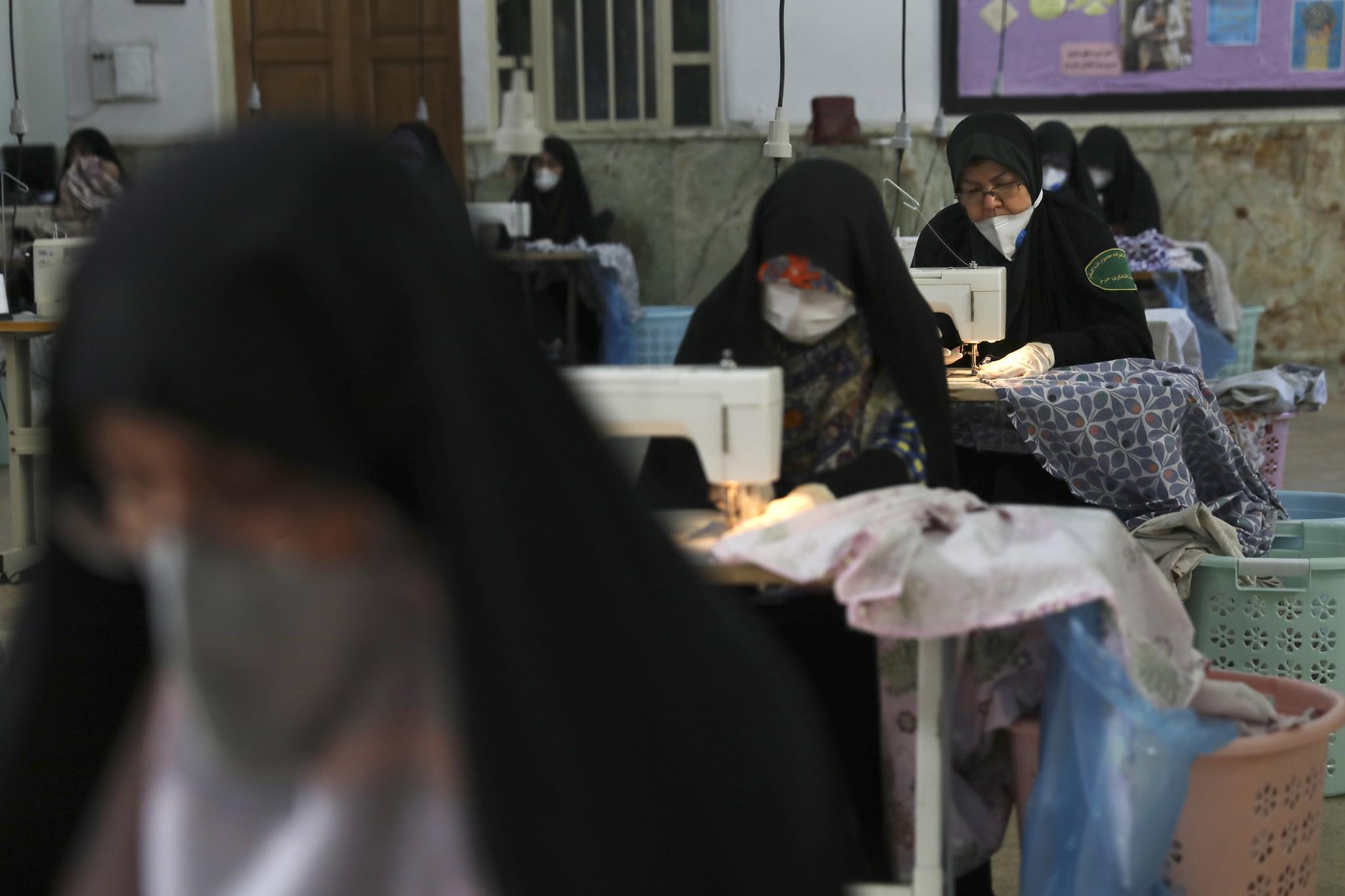Iran's coronavirus cases pass 60,000