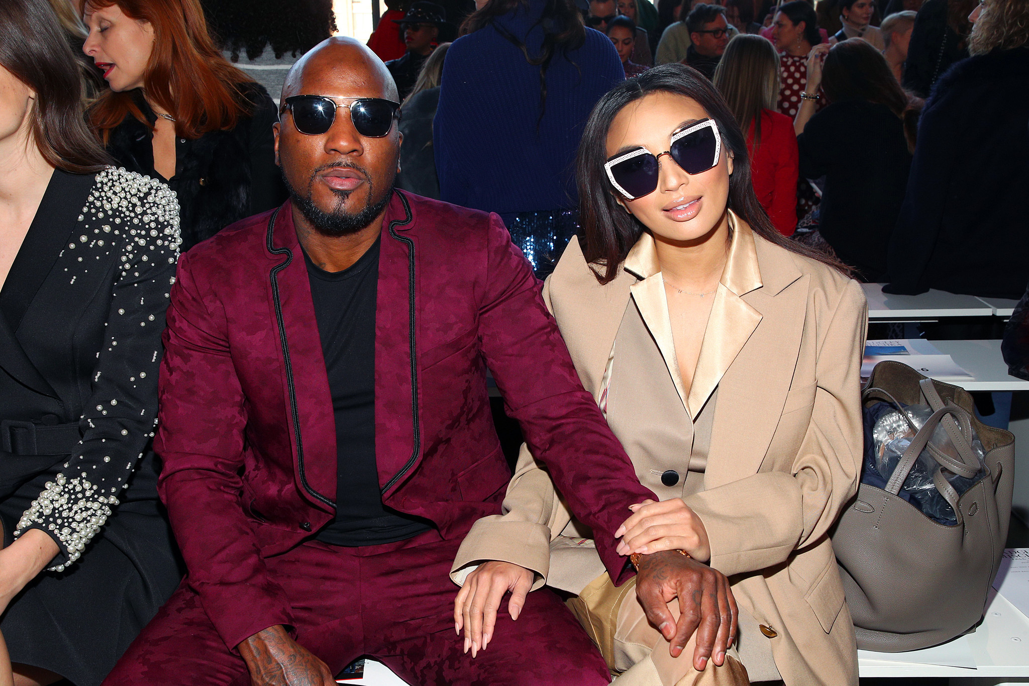Jeannie Mai and Jeezy are engaged, making it official with Vietnamese-inspired 'Quarantine Date Night' proposal