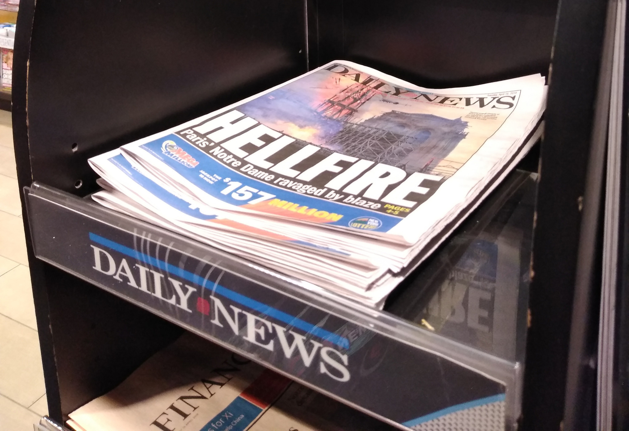 NY Daily News wins handful of excellence in journalism awards from AP