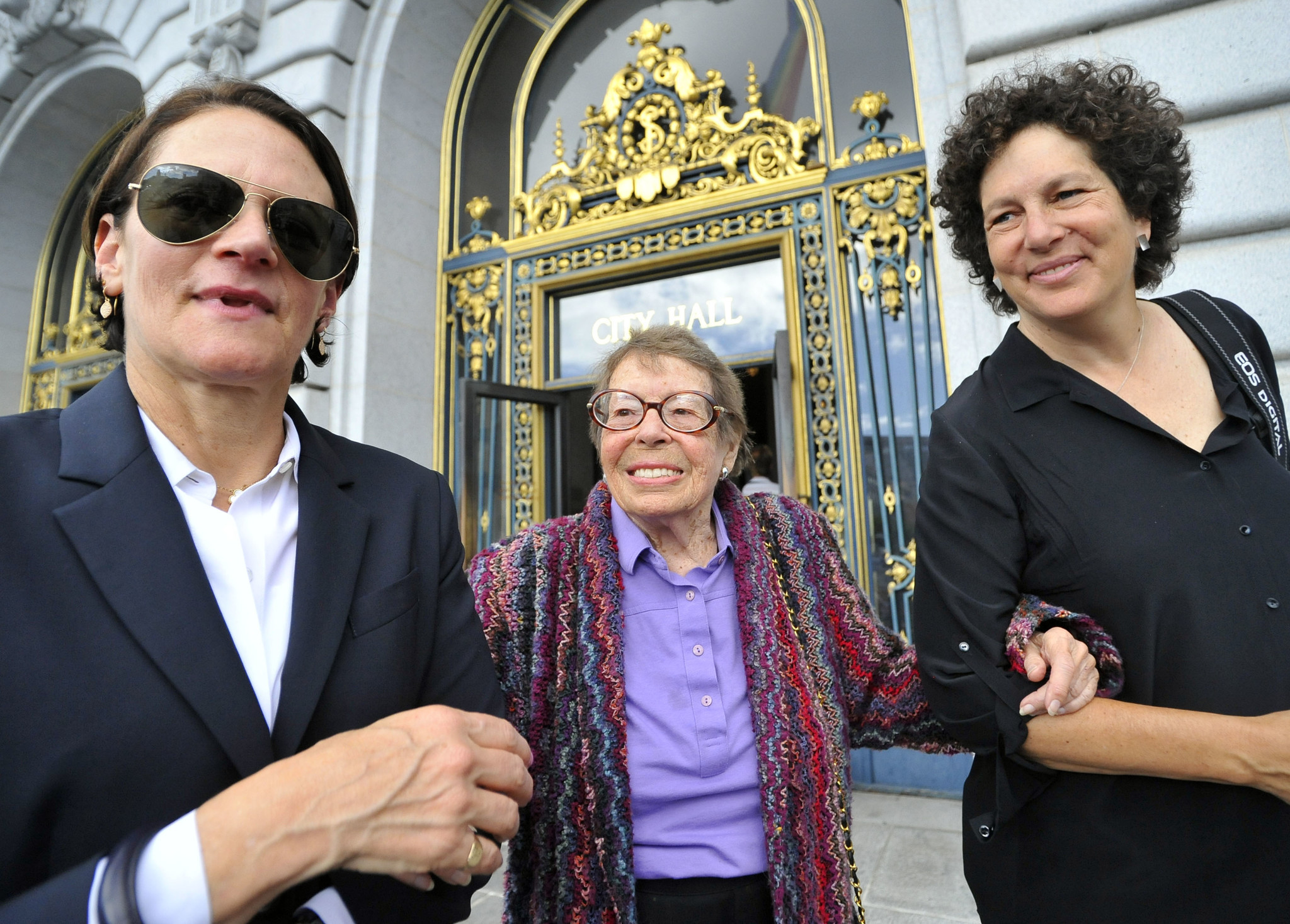Groundbreaking LGBTQ activist Phyllis Lyon dies at age 95