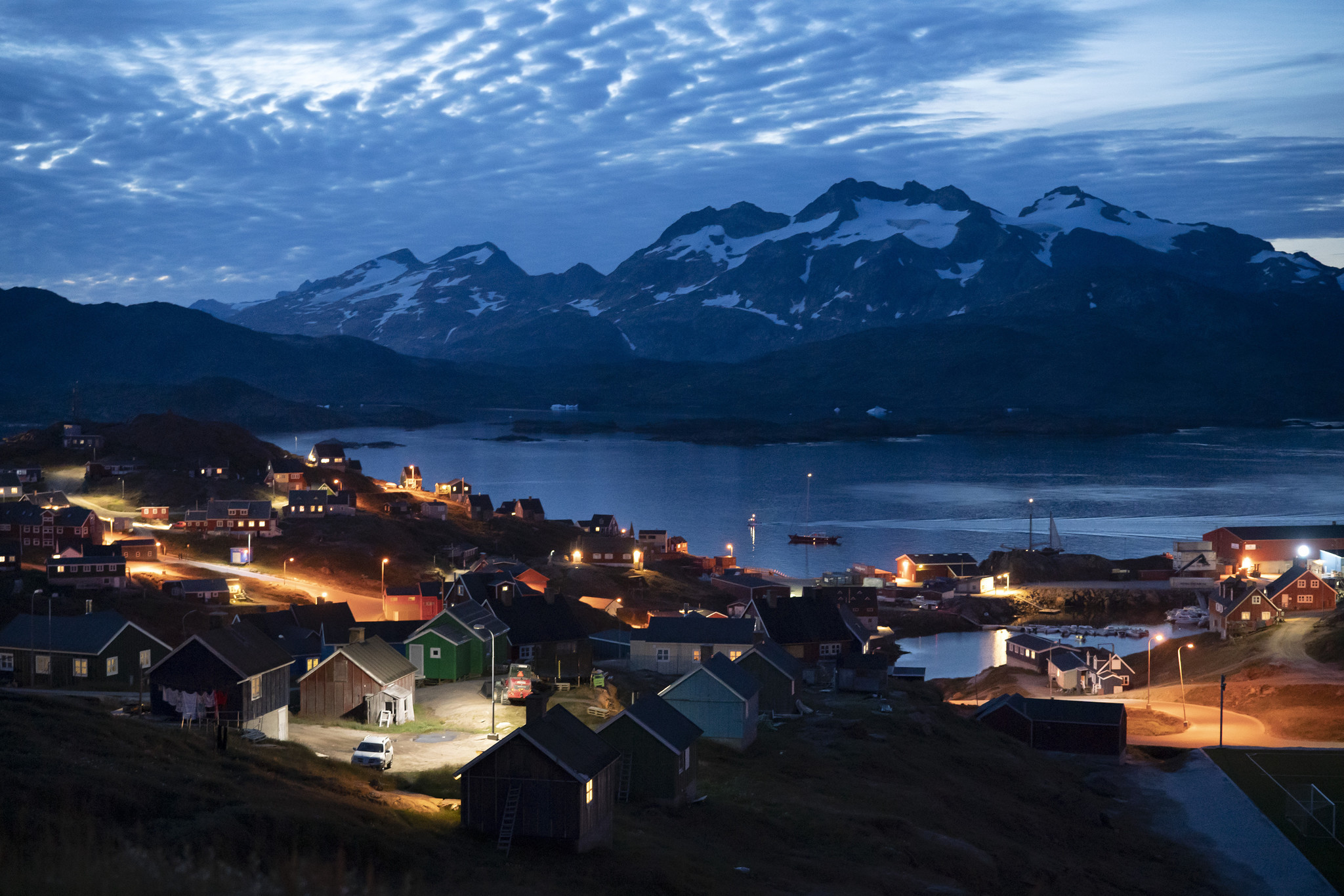 Greenland now has no known cases of coronavirus and no COVID-19 deaths