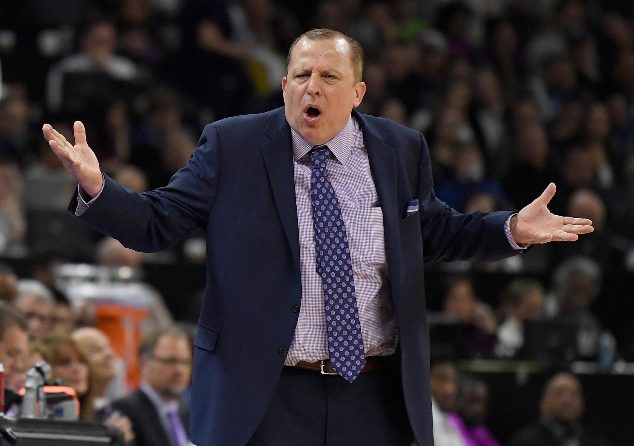 Knicks mailbag: Hiring Tom Thibodeau would be good news