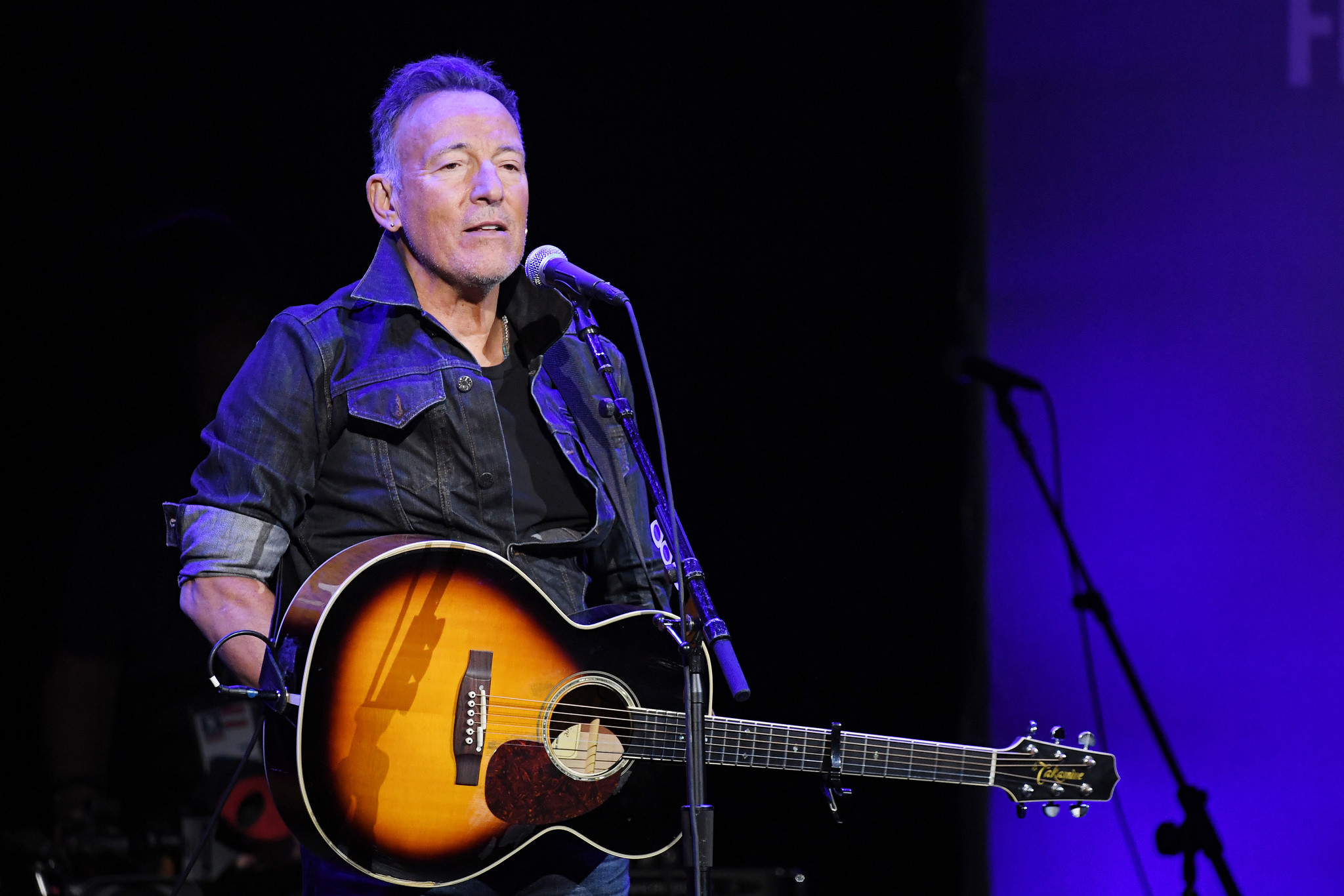 Bruce Springsteen announces star-studded event to raise money for coronavirus relief in New Jersey