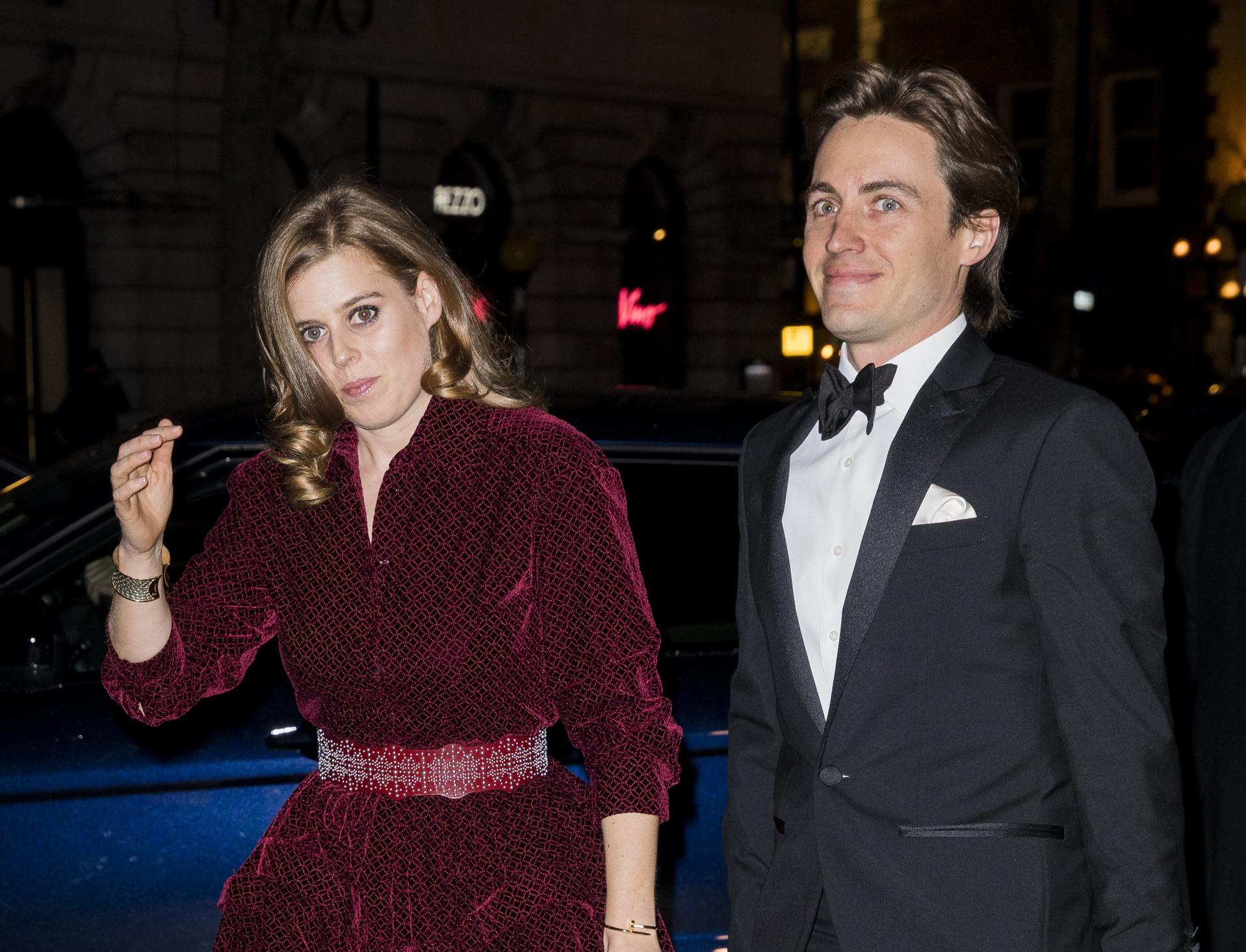 Princess Beatrice calls off her wedding ceremony: report