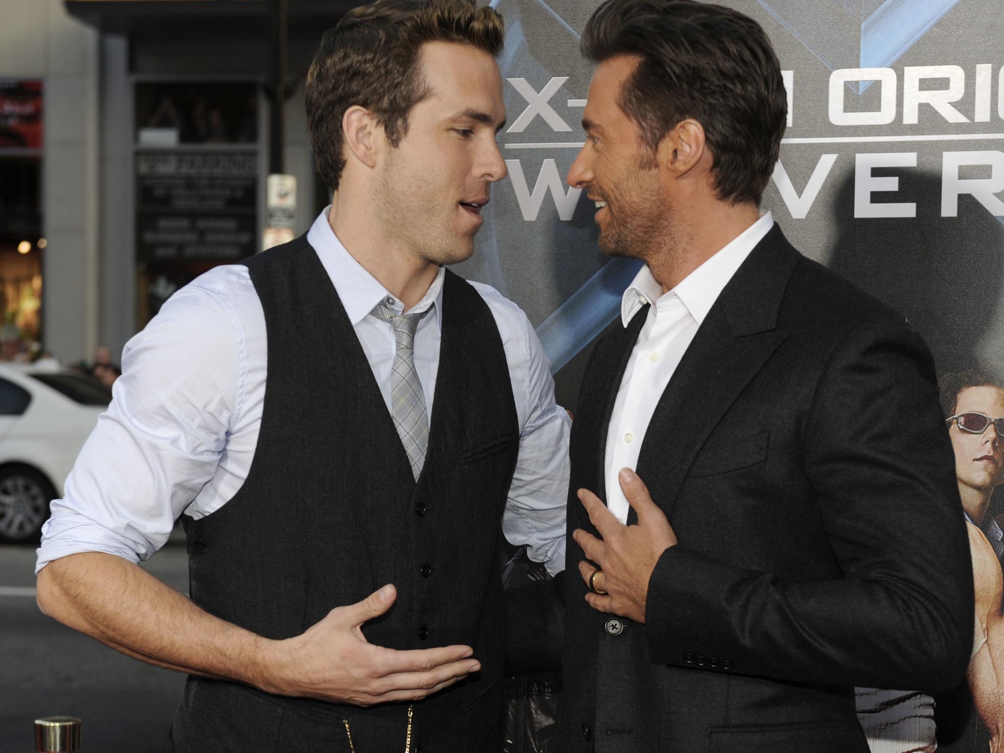 Ryan Reynolds and Hugh Jackman put their 'feud' aside for coronavirus relief efforts