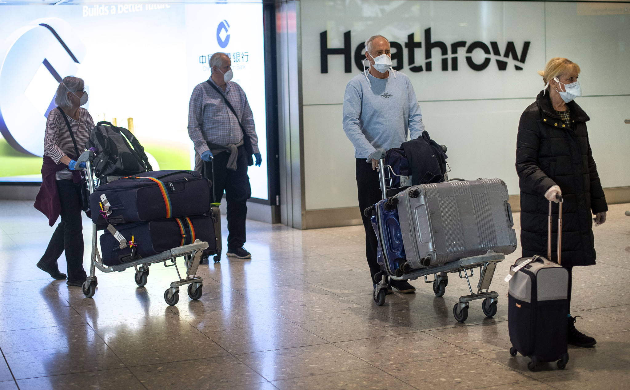 Britain to impose 2-week quarantine for anyone entering country: report