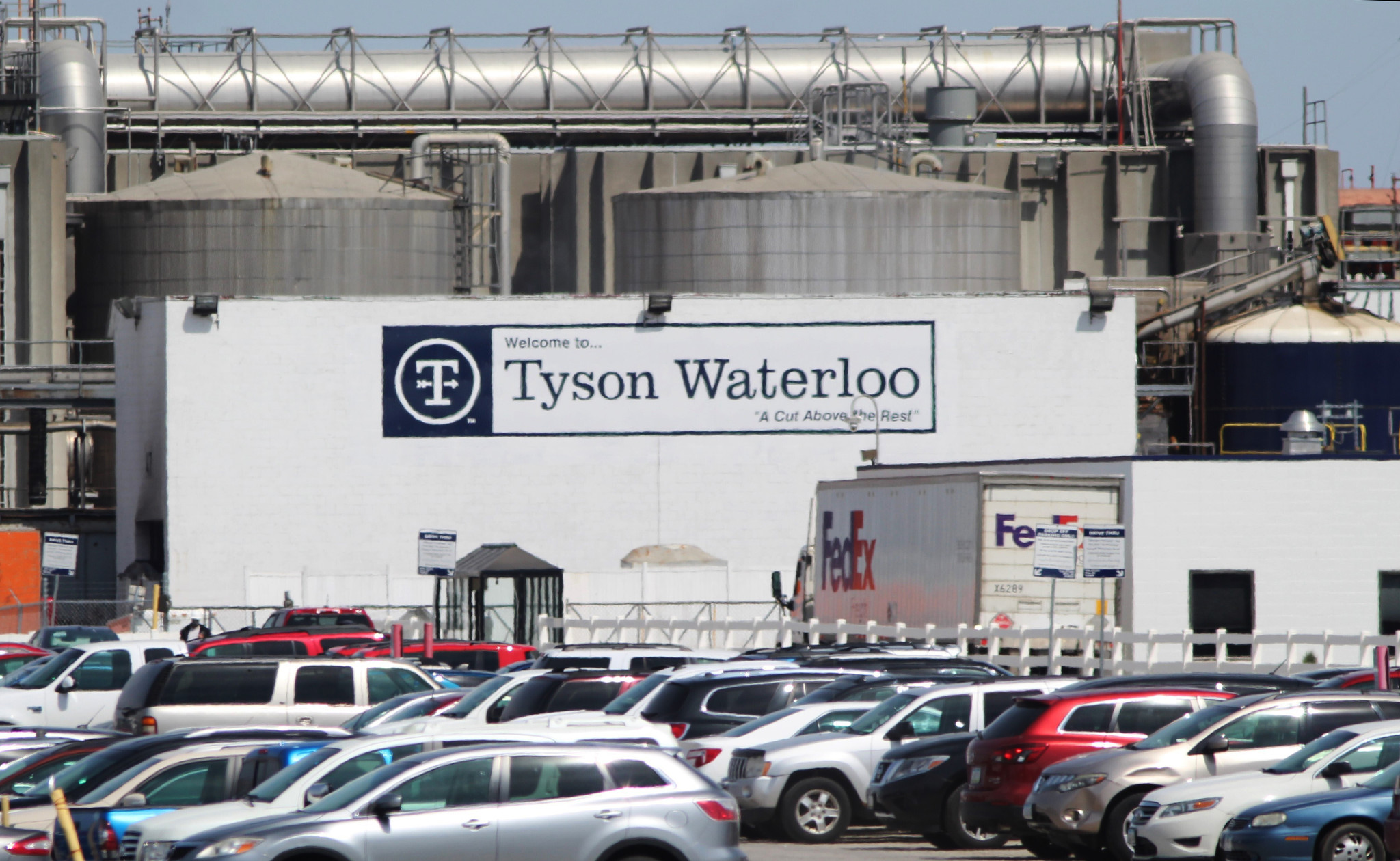 Tyson Foods warns of substantial meat supply disruption as coronavirus closures continue