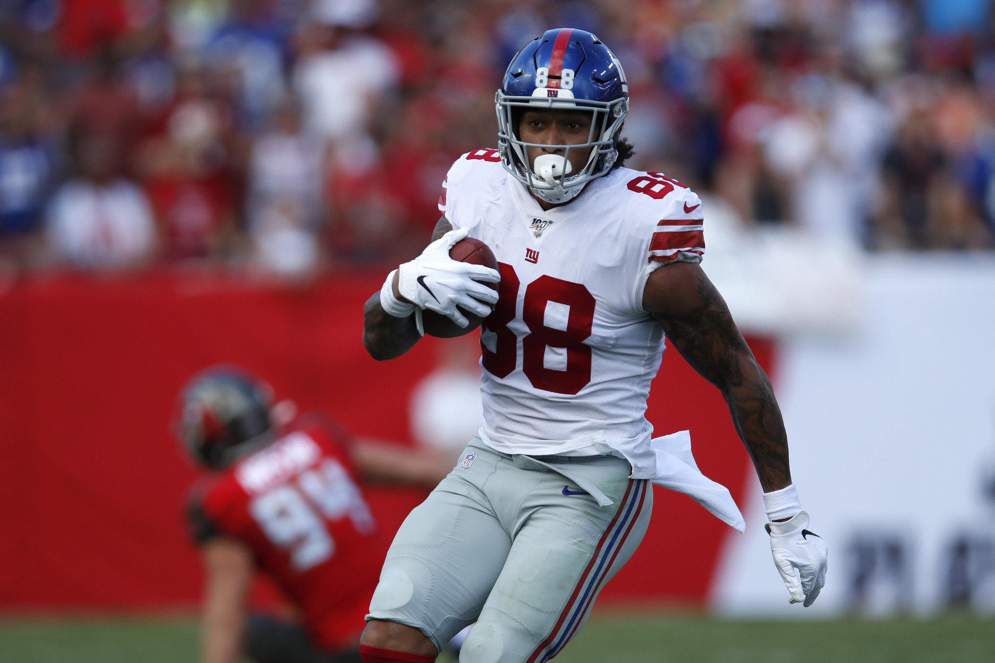 Giants pick up fifth-year options on Evan Engram and Jabrill Peppers