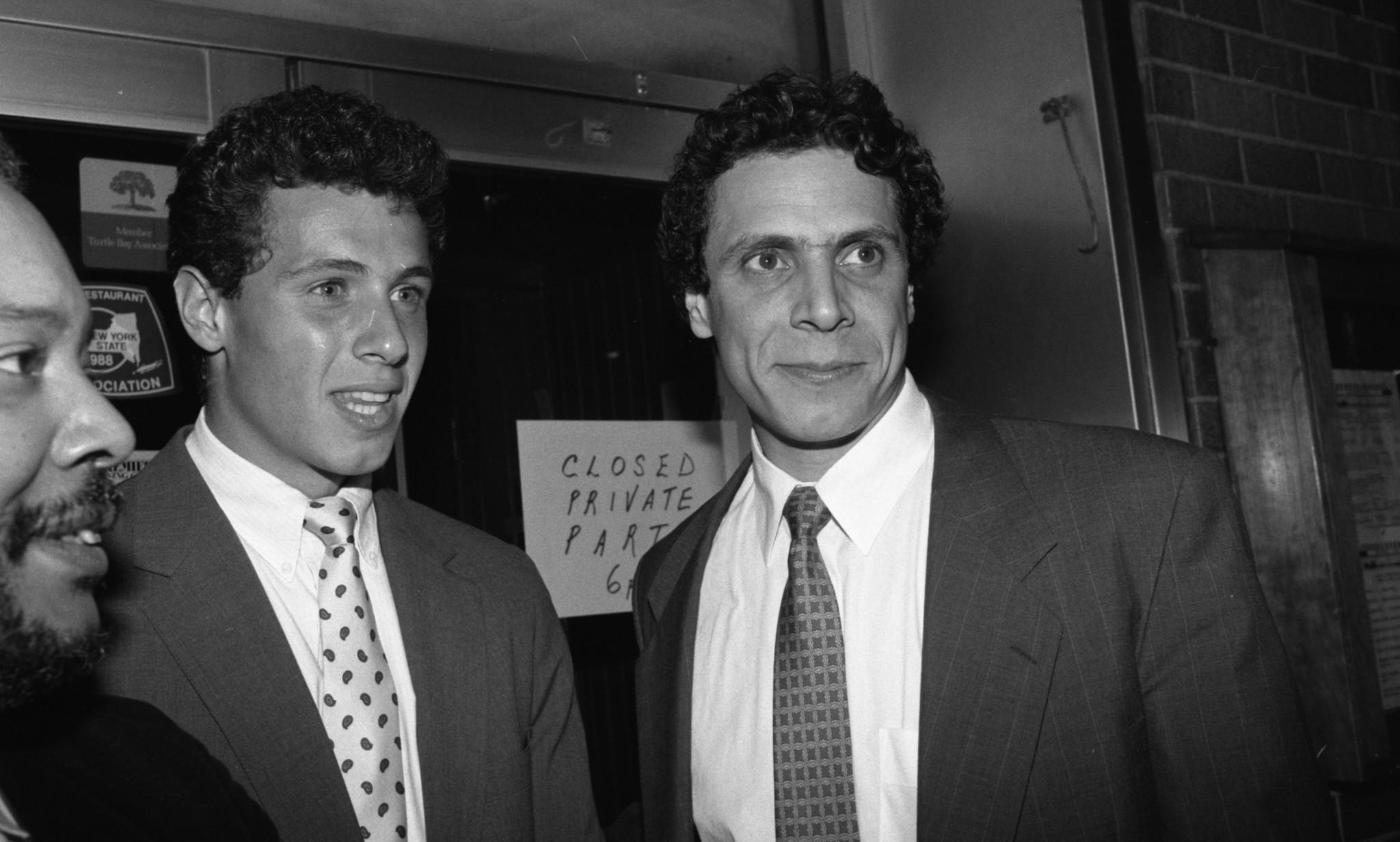 Andrew Cuomo S Career In Politics Chicago Tribune
